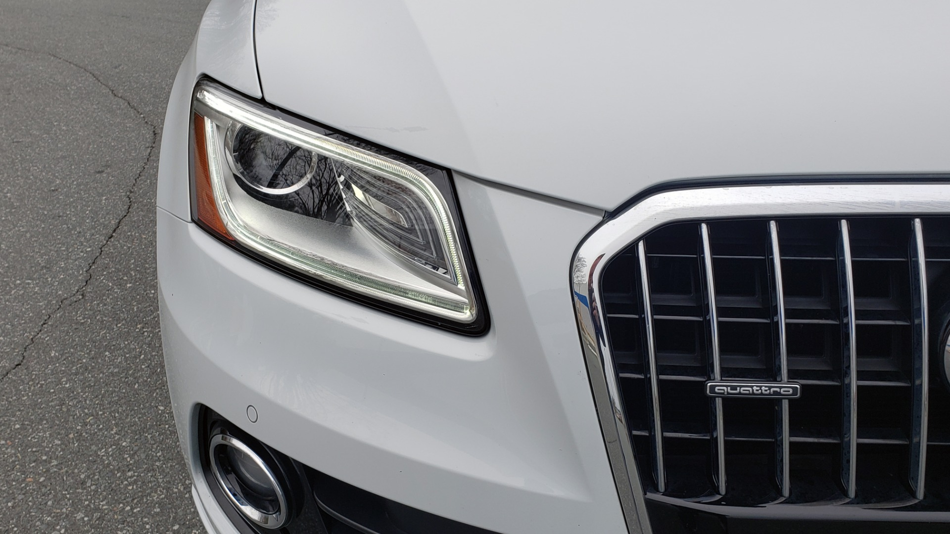 Used 2017 Audi Q5 PREMIUM PLUS / TECH / NAV / PANO-ROOF / B&O SND / REARVIEW for sale Sold at Formula Imports in Charlotte NC 28227 25