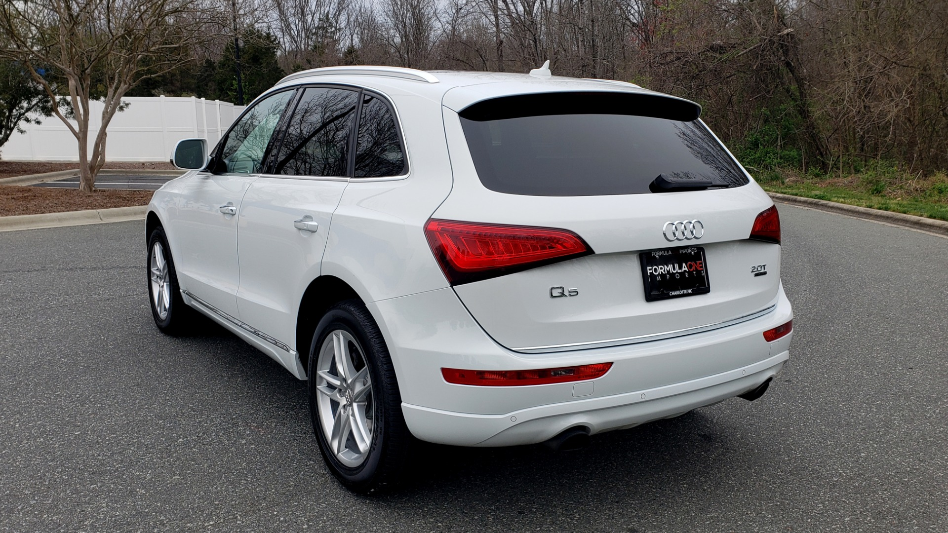 Used 2017 Audi Q5 PREMIUM PLUS / TECH / NAV / PANO-ROOF / B&O SND / REARVIEW for sale Sold at Formula Imports in Charlotte NC 28227 3