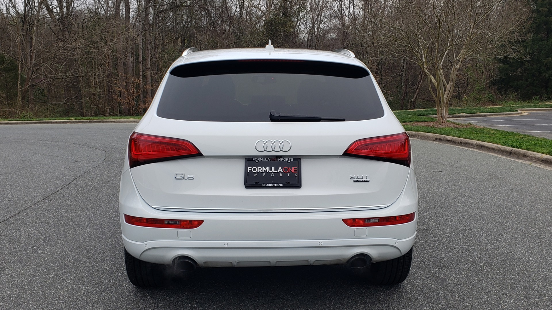 Used 2017 Audi Q5 PREMIUM PLUS / TECH / NAV / PANO-ROOF / B&O SND / REARVIEW for sale Sold at Formula Imports in Charlotte NC 28227 31