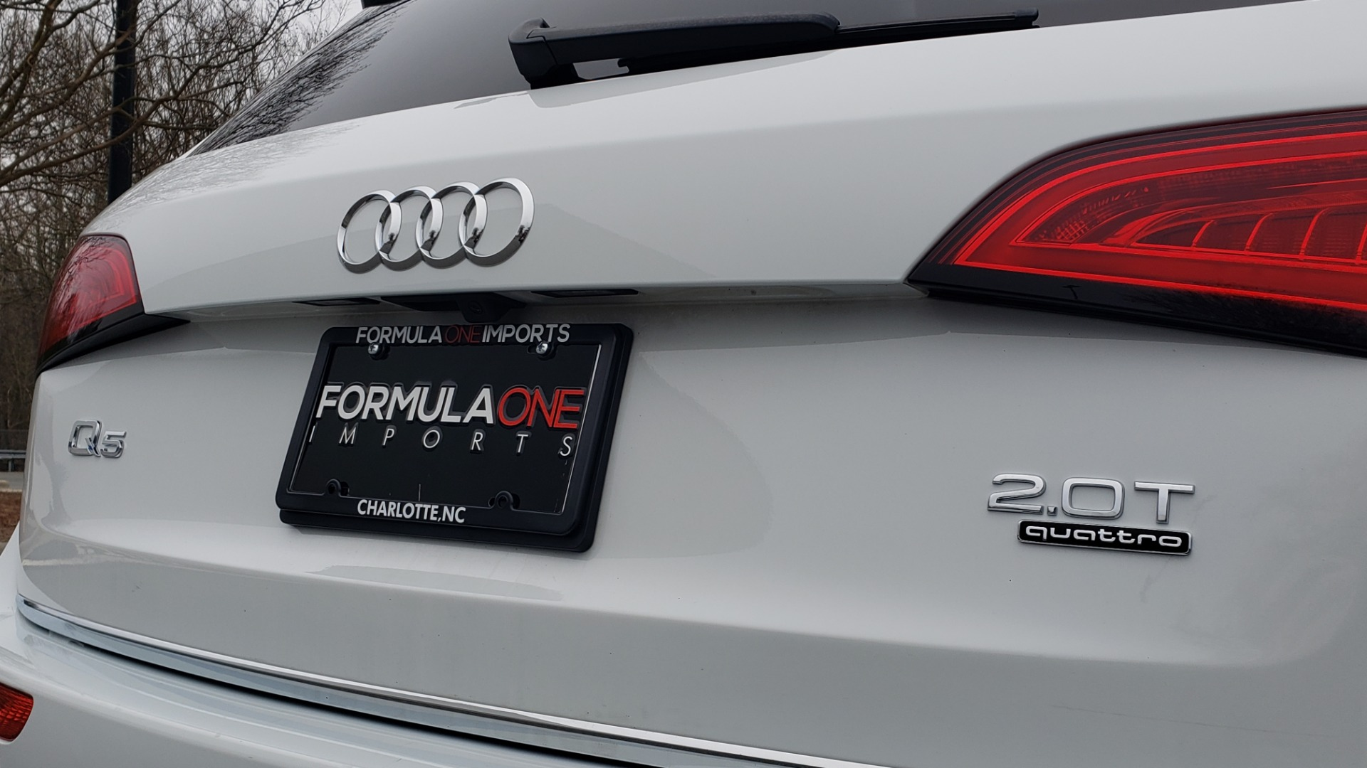 Used 2017 Audi Q5 PREMIUM PLUS / TECH / NAV / PANO-ROOF / B&O SND / REARVIEW for sale Sold at Formula Imports in Charlotte NC 28227 34