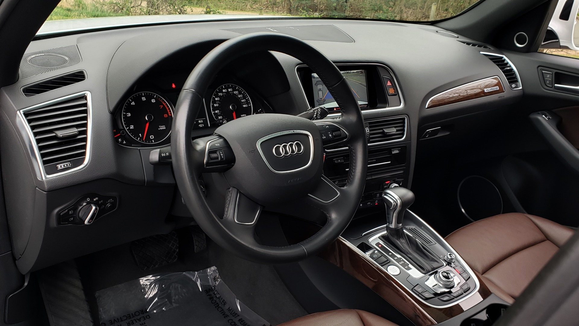 Used 2017 Audi Q5 PREMIUM PLUS / TECH / NAV / PANO-ROOF / B&O SND / REARVIEW for sale Sold at Formula Imports in Charlotte NC 28227 41