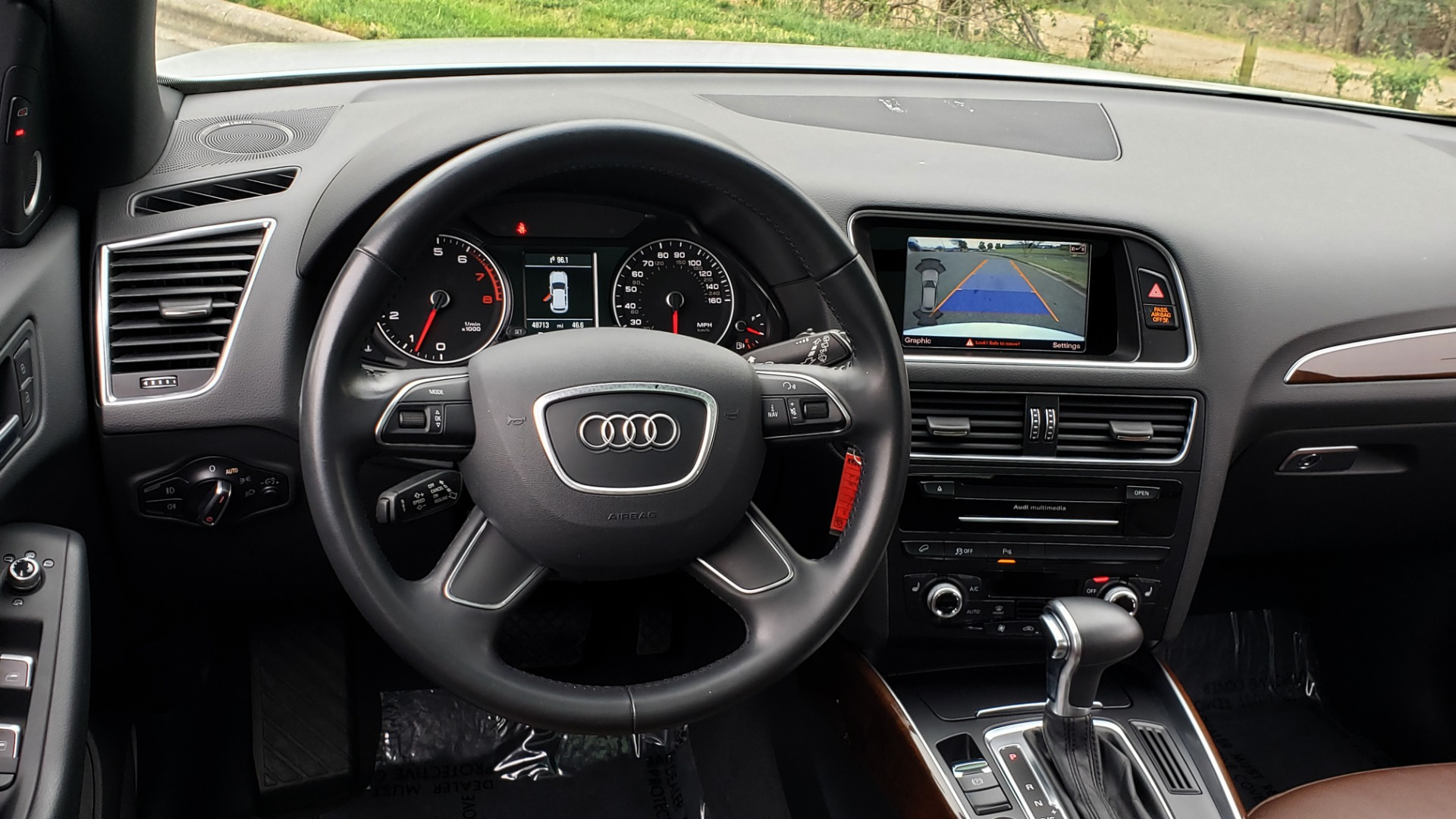 Used 2017 Audi Q5 PREMIUM PLUS / TECH / NAV / PANO-ROOF / B&O SND / REARVIEW for sale Sold at Formula Imports in Charlotte NC 28227 42