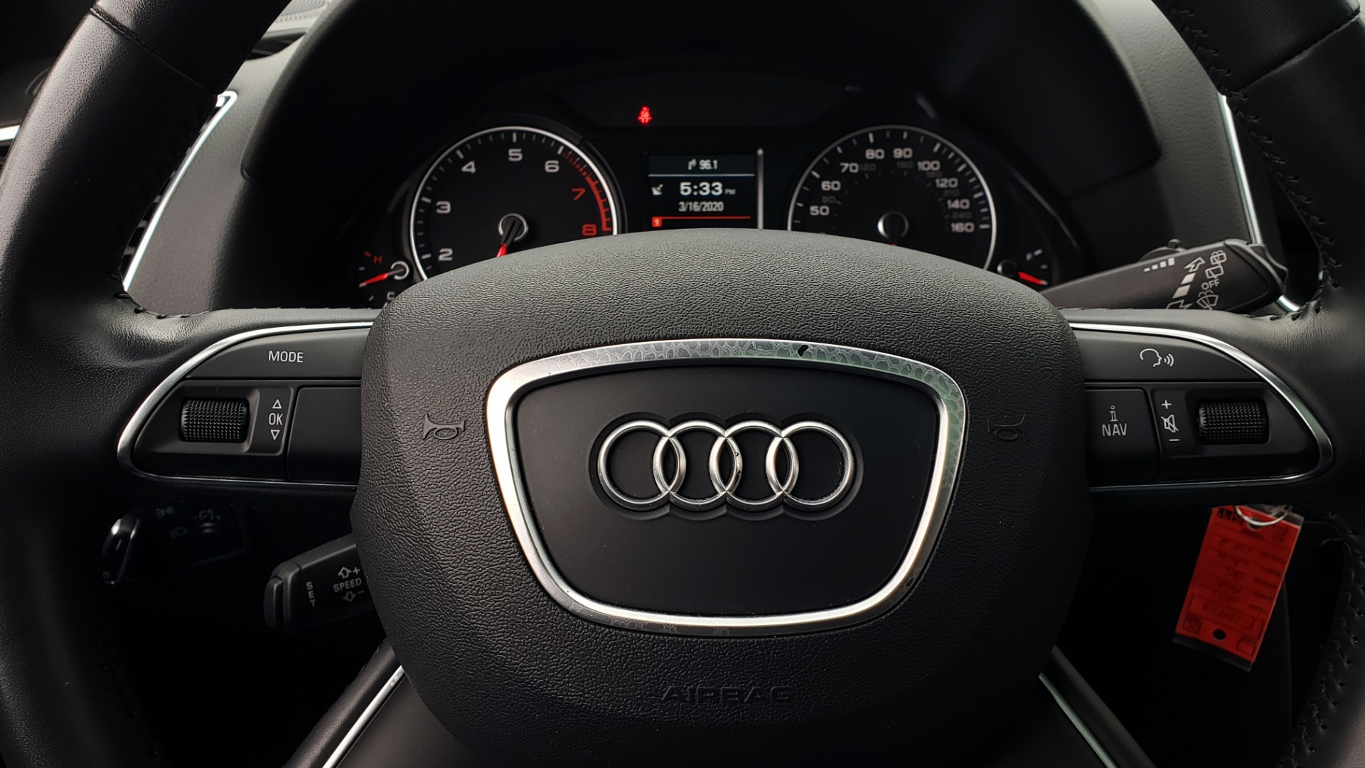 Used 2017 Audi Q5 PREMIUM PLUS / TECH / NAV / PANO-ROOF / B&O SND / REARVIEW for sale Sold at Formula Imports in Charlotte NC 28227 44