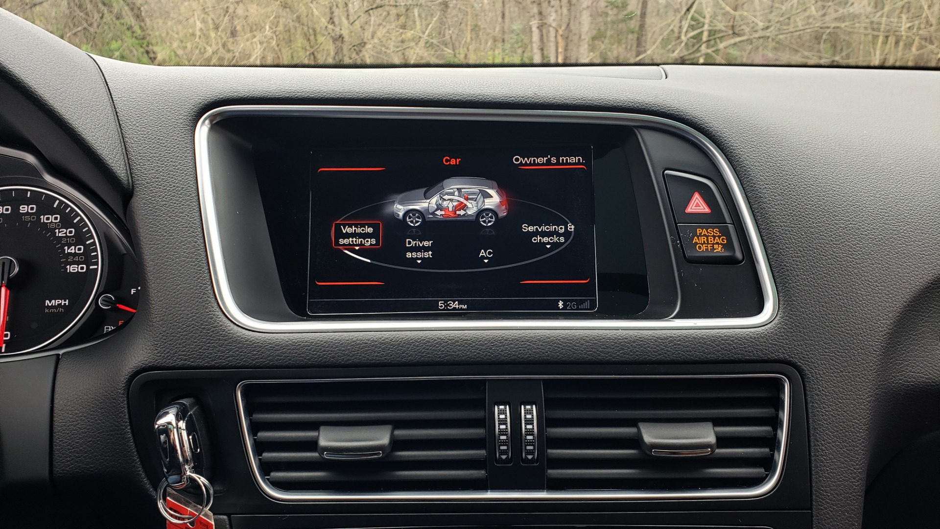 Used 2017 Audi Q5 PREMIUM PLUS / TECH / NAV / PANO-ROOF / B&O SND / REARVIEW for sale Sold at Formula Imports in Charlotte NC 28227 52