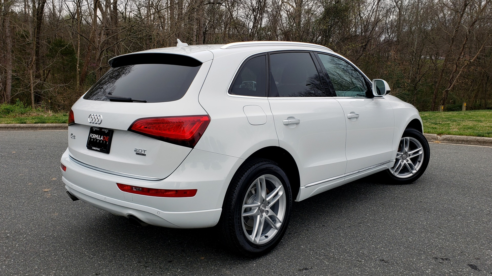 Used 2017 Audi Q5 PREMIUM PLUS / TECH / NAV / PANO-ROOF / B&O SND / REARVIEW for sale Sold at Formula Imports in Charlotte NC 28227 6