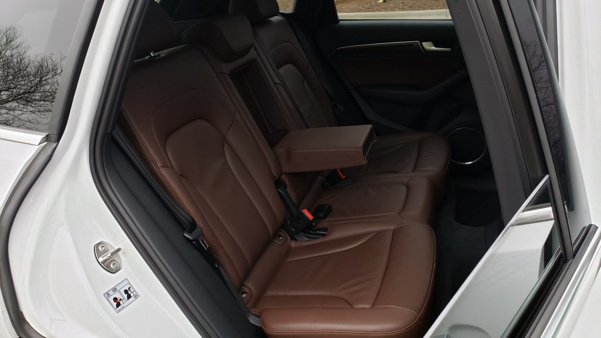 Used 2017 Audi Q5 PREMIUM PLUS / TECH / NAV / PANO-ROOF / B&O SND / REARVIEW for sale Sold at Formula Imports in Charlotte NC 28227 78
