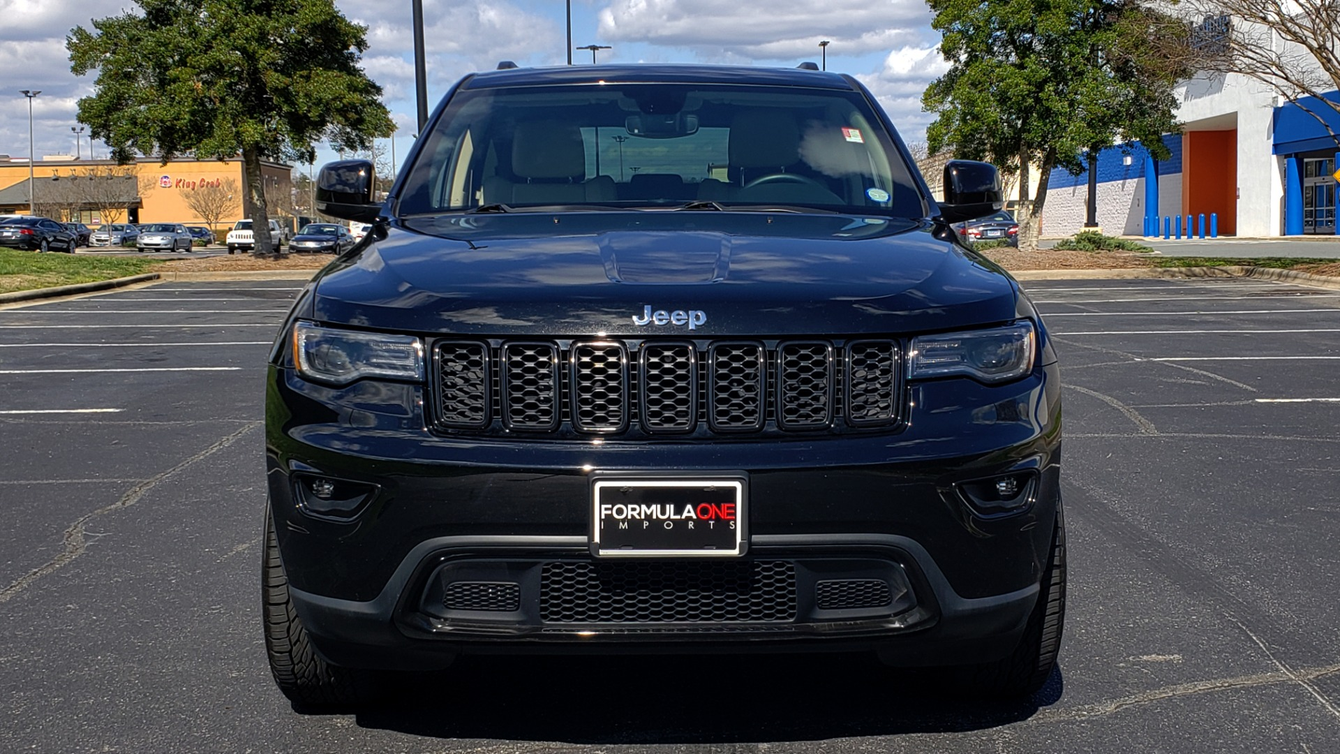 Used 2018 Jeep GRAND CHEROKEE LIMITED 4X4 / NAV / SUNROOF / HTD STS / REARVIEW for sale Sold at Formula Imports in Charlotte NC 28227 25
