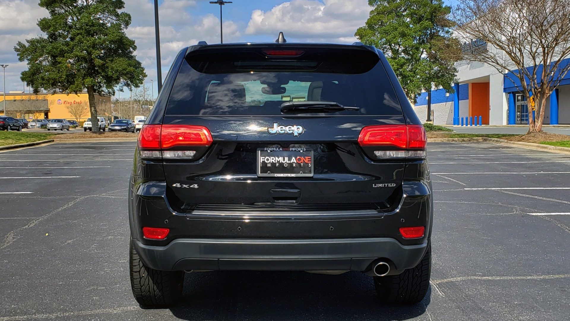 Used 2018 Jeep GRAND CHEROKEE LIMITED 4X4 / NAV / SUNROOF / HTD STS / REARVIEW for sale Sold at Formula Imports in Charlotte NC 28227 32