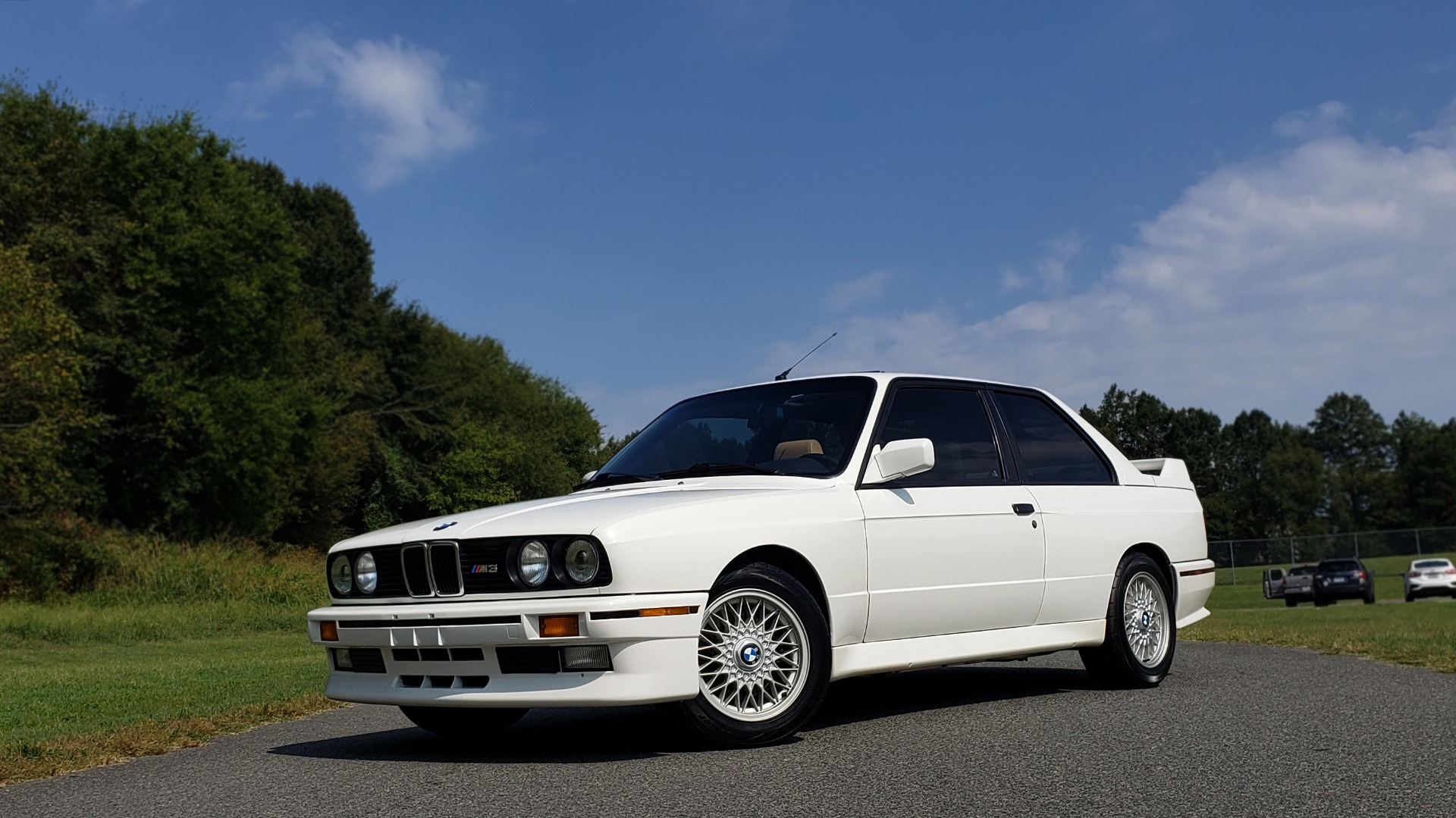 Used 1989 BMW M3 COUPE 2DR / 5-SPEED MAN / LOW MILES / SUPER CLEAN for sale Sold at Formula Imports in Charlotte NC 28227 24