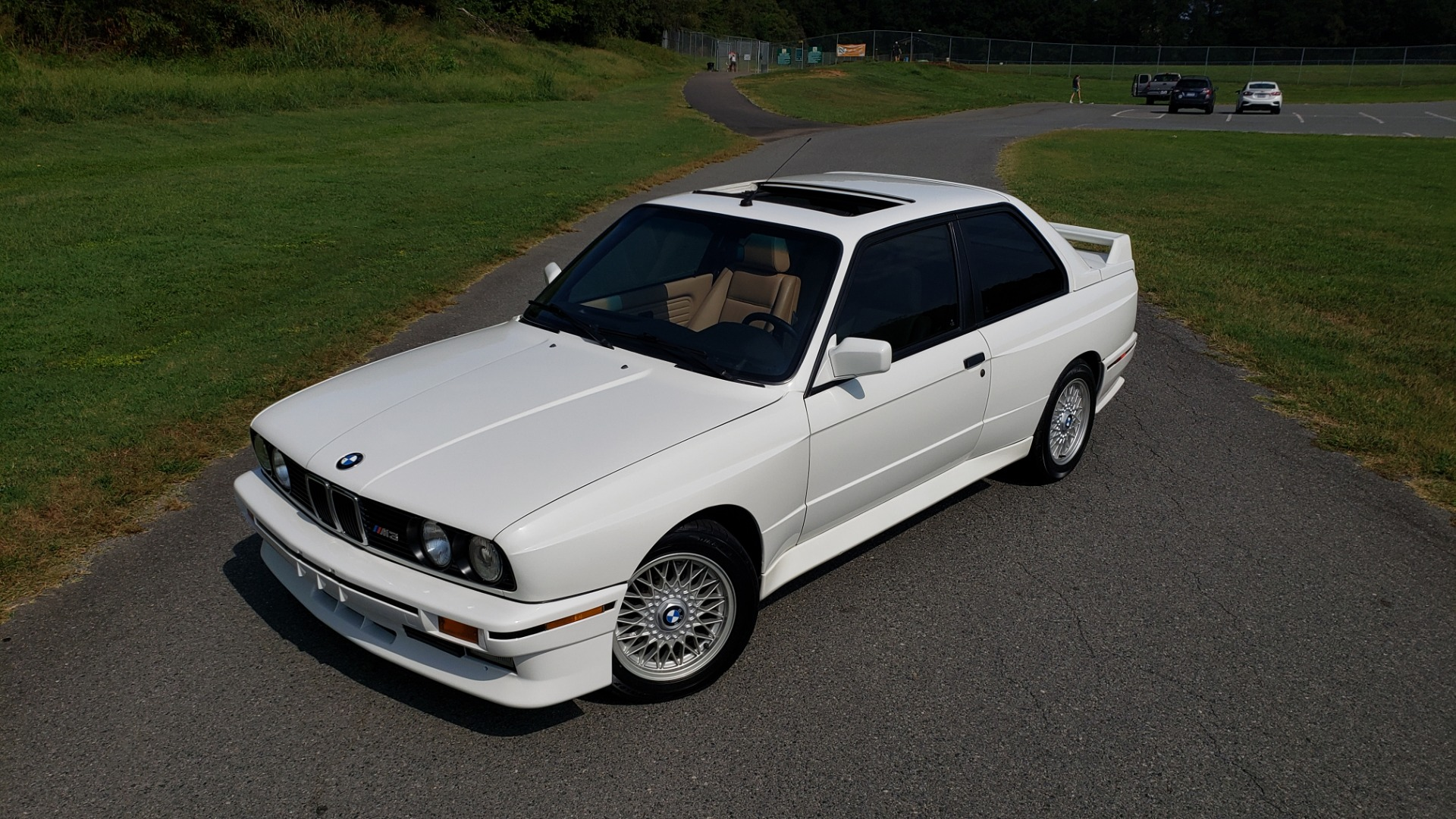 Used 1989 BMW M3 COUPE 2DR / 5-SPEED MAN / LOW MILES / SUPER CLEAN for sale Sold at Formula Imports in Charlotte NC 28227 25
