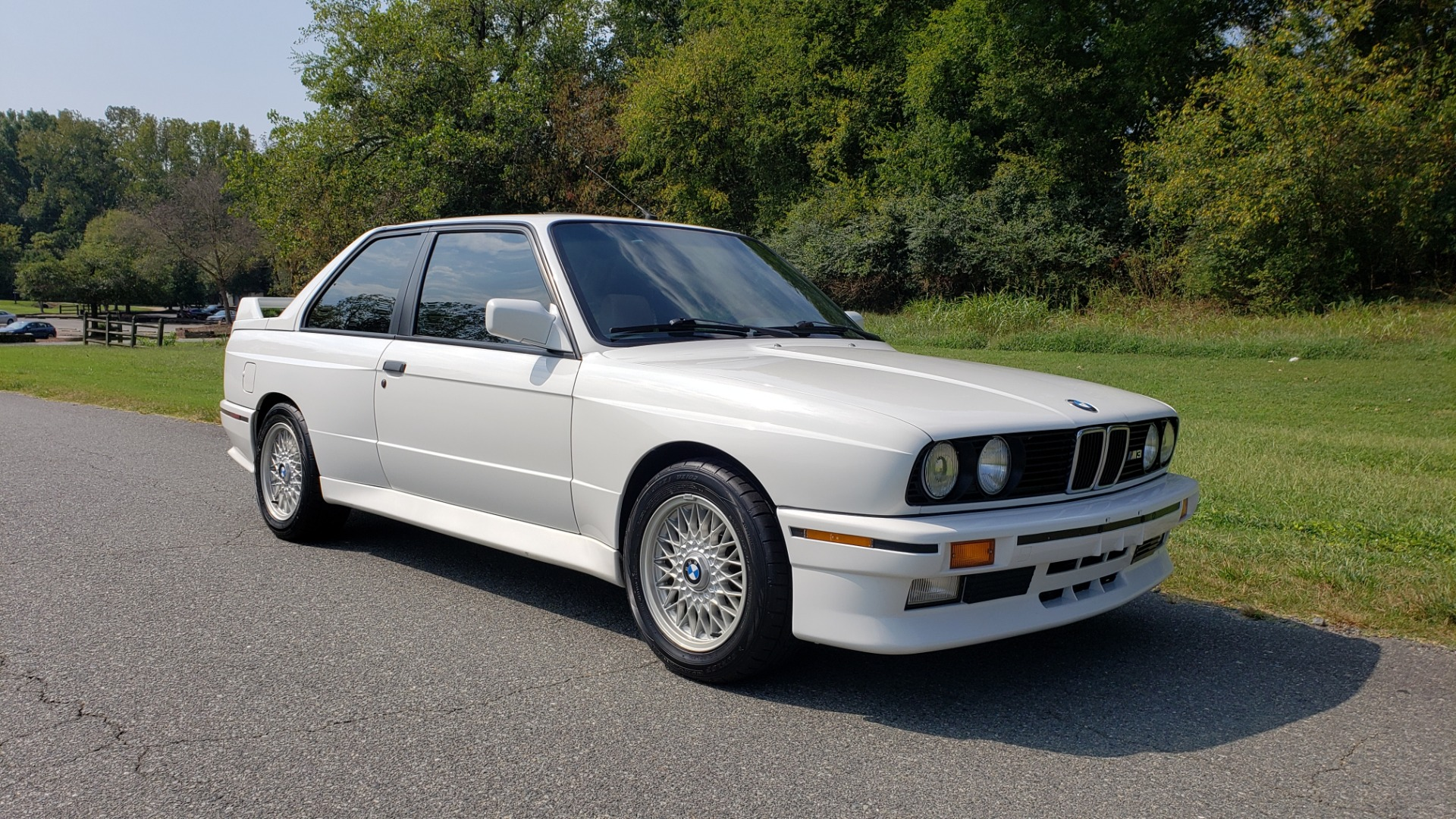 Used 1989 BMW M3 COUPE 2DR / 5-SPEED MAN / LOW MILES / SUPER CLEAN for sale Sold at Formula Imports in Charlotte NC 28227 28