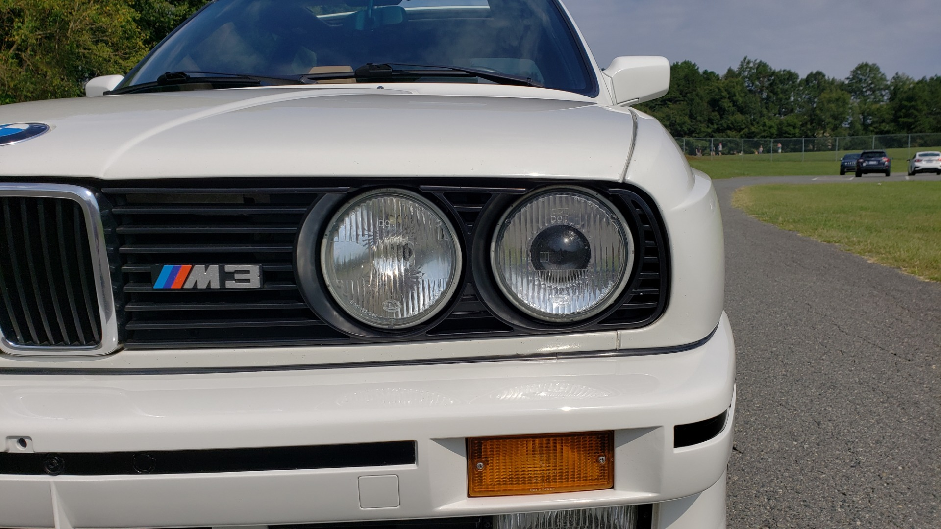 Used 1989 BMW M3 COUPE 2DR / 5-SPEED MAN / LOW MILES / SUPER CLEAN for sale Sold at Formula Imports in Charlotte NC 28227 35