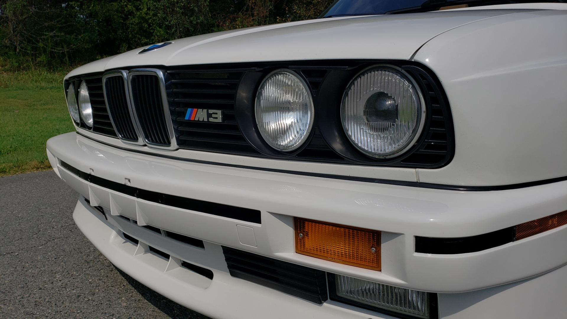 Used 1989 BMW M3 COUPE 2DR / 5-SPEED MAN / LOW MILES / SUPER CLEAN for sale Sold at Formula Imports in Charlotte NC 28227 36