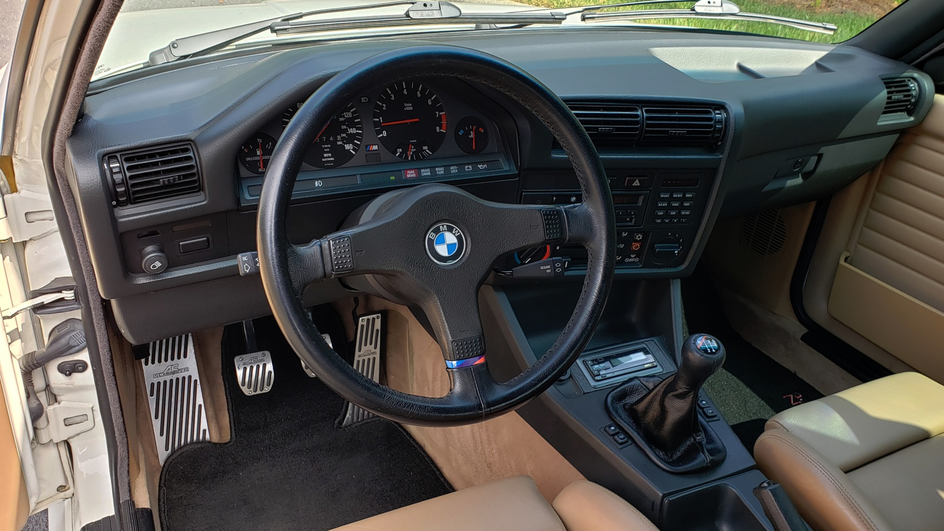 Used 1989 BMW M3 COUPE 2DR / 5-SPEED MAN / LOW MILES / SUPER CLEAN for sale Sold at Formula Imports in Charlotte NC 28227 45