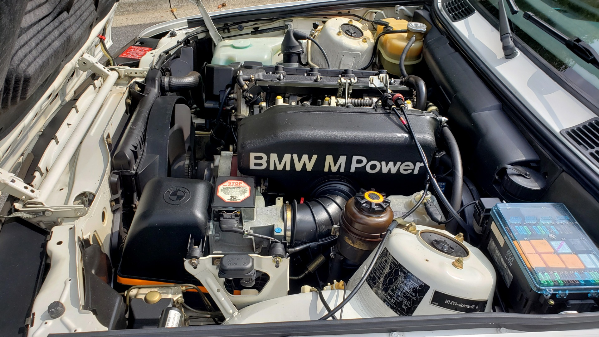 Used 1989 BMW M3 COUPE 2DR / 5-SPEED MAN / LOW MILES / SUPER CLEAN for sale Sold at Formula Imports in Charlotte NC 28227 74