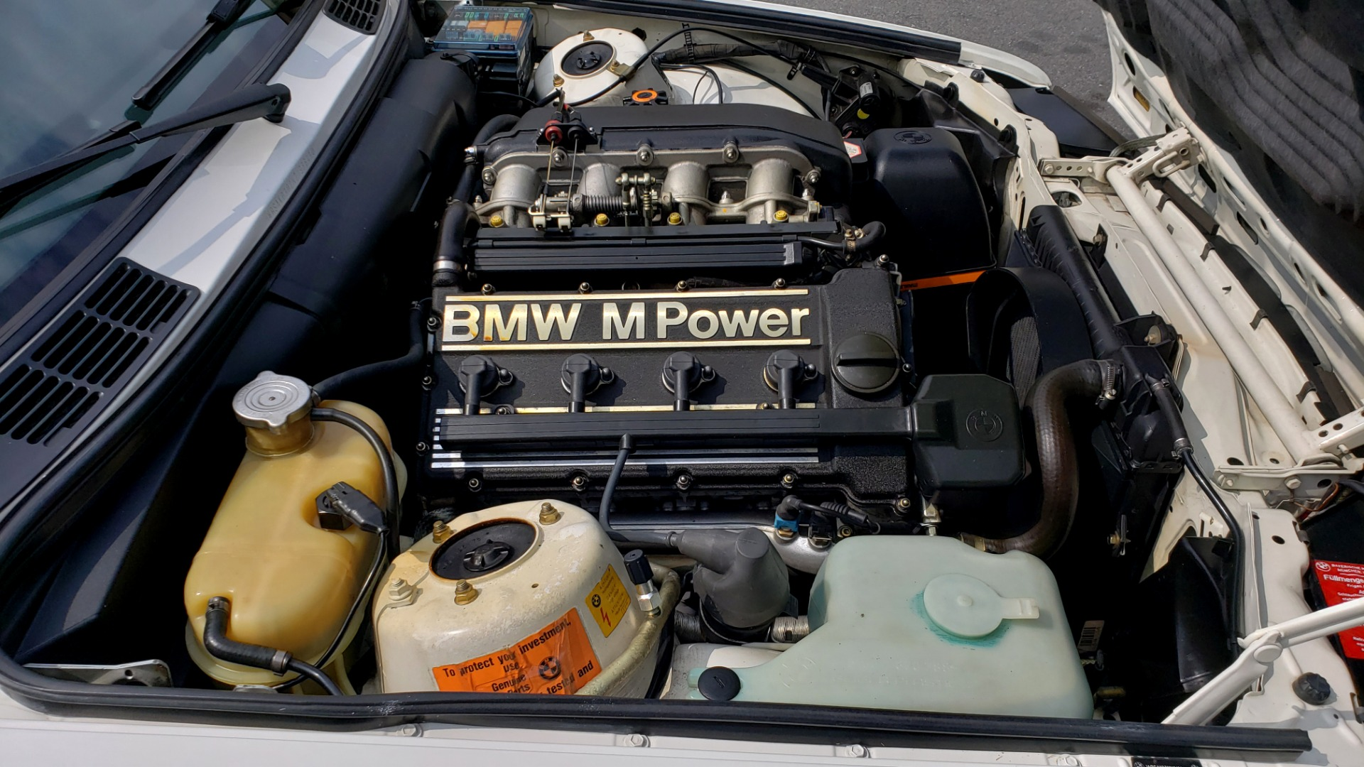 Used 1989 BMW M3 COUPE 2DR / 5-SPEED MAN / LOW MILES / SUPER CLEAN for sale Sold at Formula Imports in Charlotte NC 28227 76