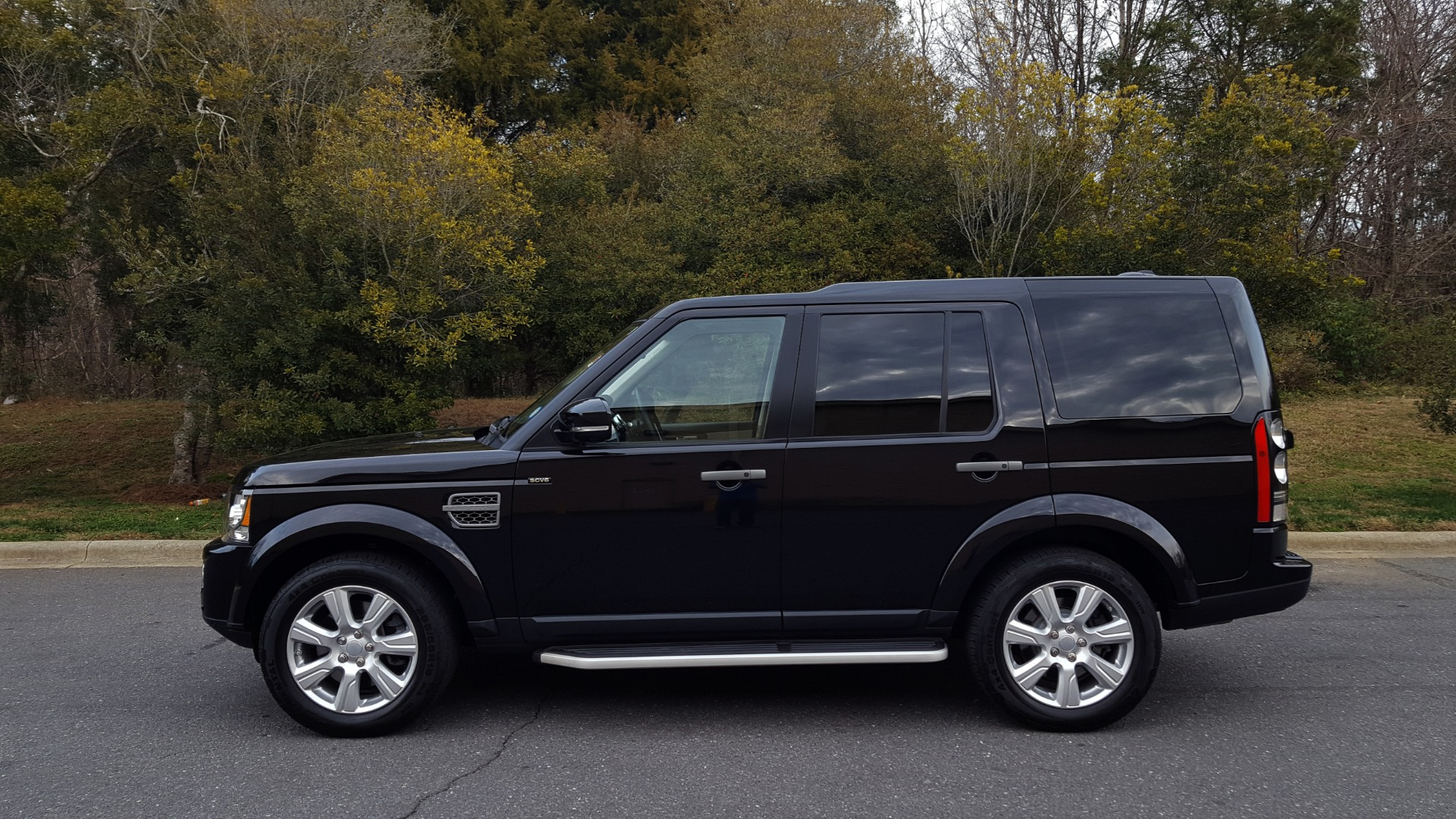 Used 2016 Land Rover LR4 HSE SC V6 / 4WD / NAV / SUNROOF / COMFORT / MERIDIAN / REARVIEW for sale Sold at Formula Imports in Charlotte NC 28227 2