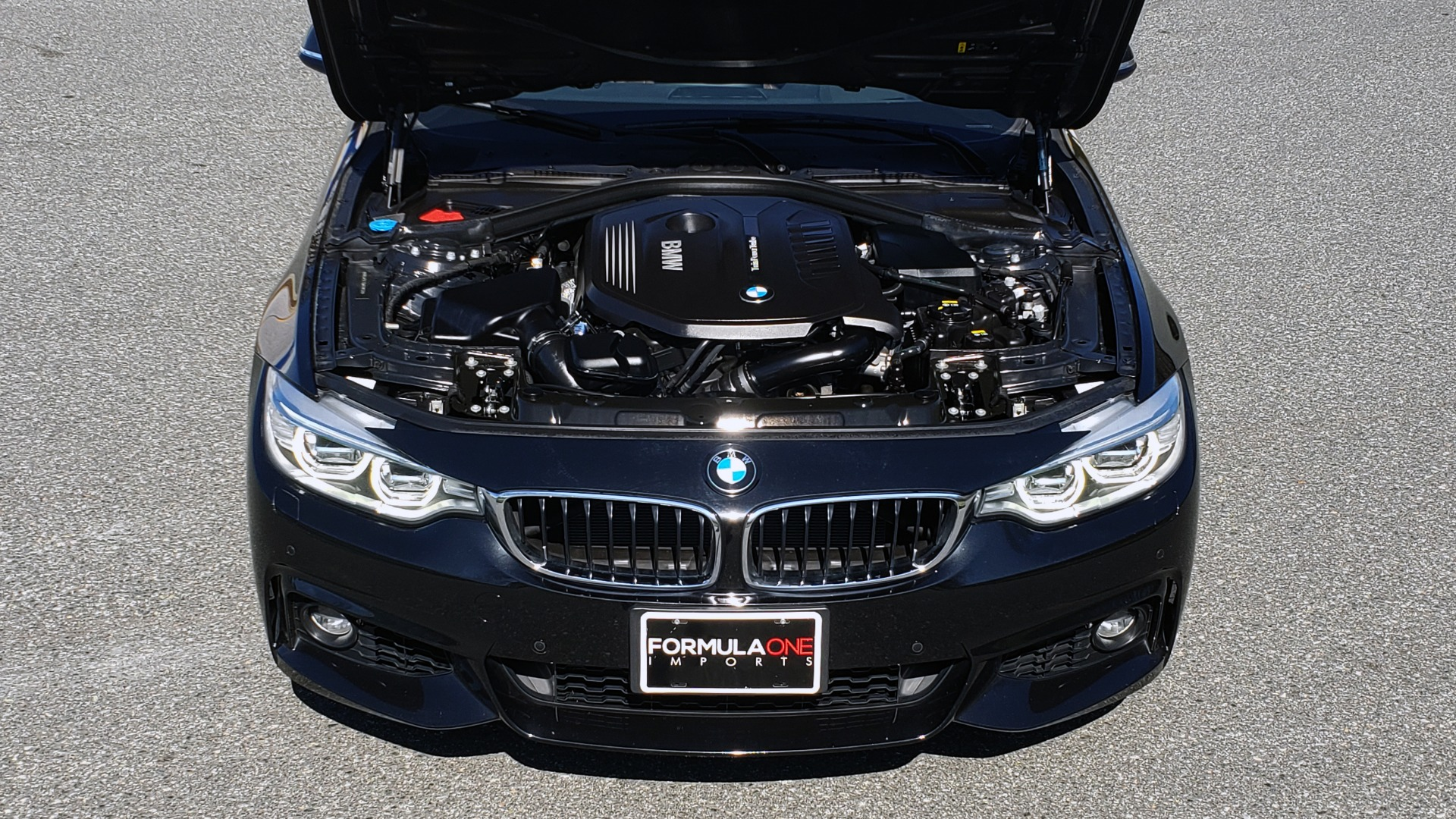 Used 2017 BMW 4 SERIES 440i XDRIVE M-SPORT / TECH / CLD WTHR / DRVR ASST PLUS / LIGHTING for sale Sold at Formula Imports in Charlotte NC 28227 13