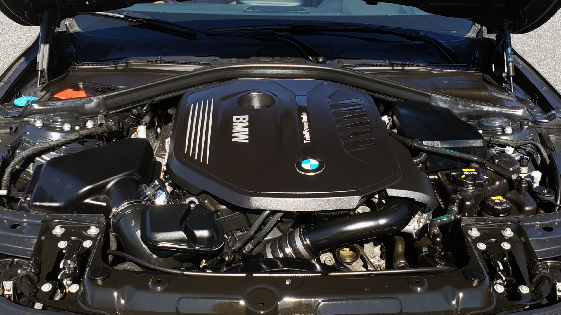 Used 2017 BMW 4 SERIES 440i XDRIVE M-SPORT / TECH / CLD WTHR / DRVR ASST PLUS / LIGHTING for sale Sold at Formula Imports in Charlotte NC 28227 14