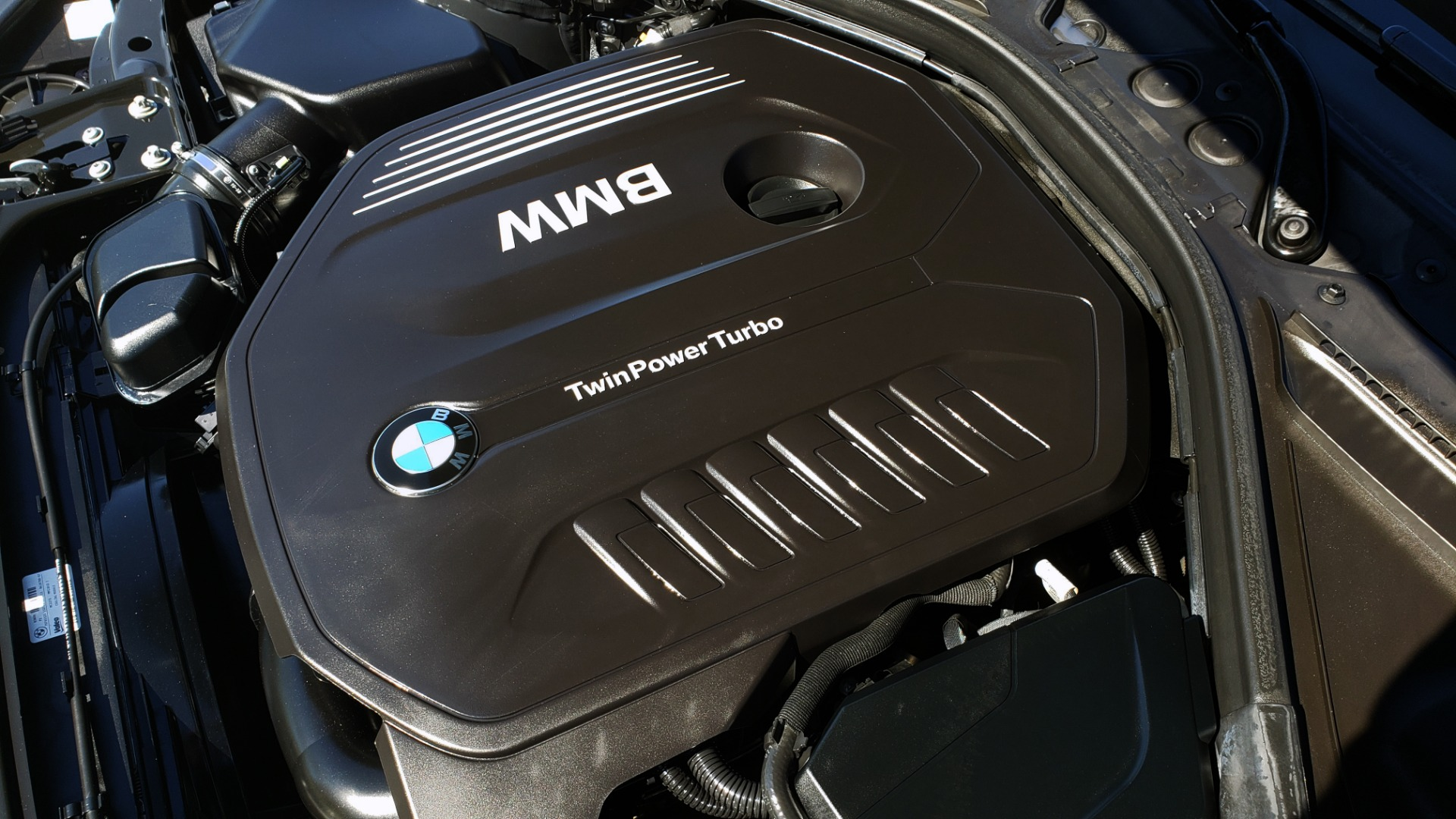 Used 2017 BMW 4 SERIES 440i XDRIVE M-SPORT / TECH / CLD WTHR / DRVR ASST PLUS / LIGHTING for sale Sold at Formula Imports in Charlotte NC 28227 15