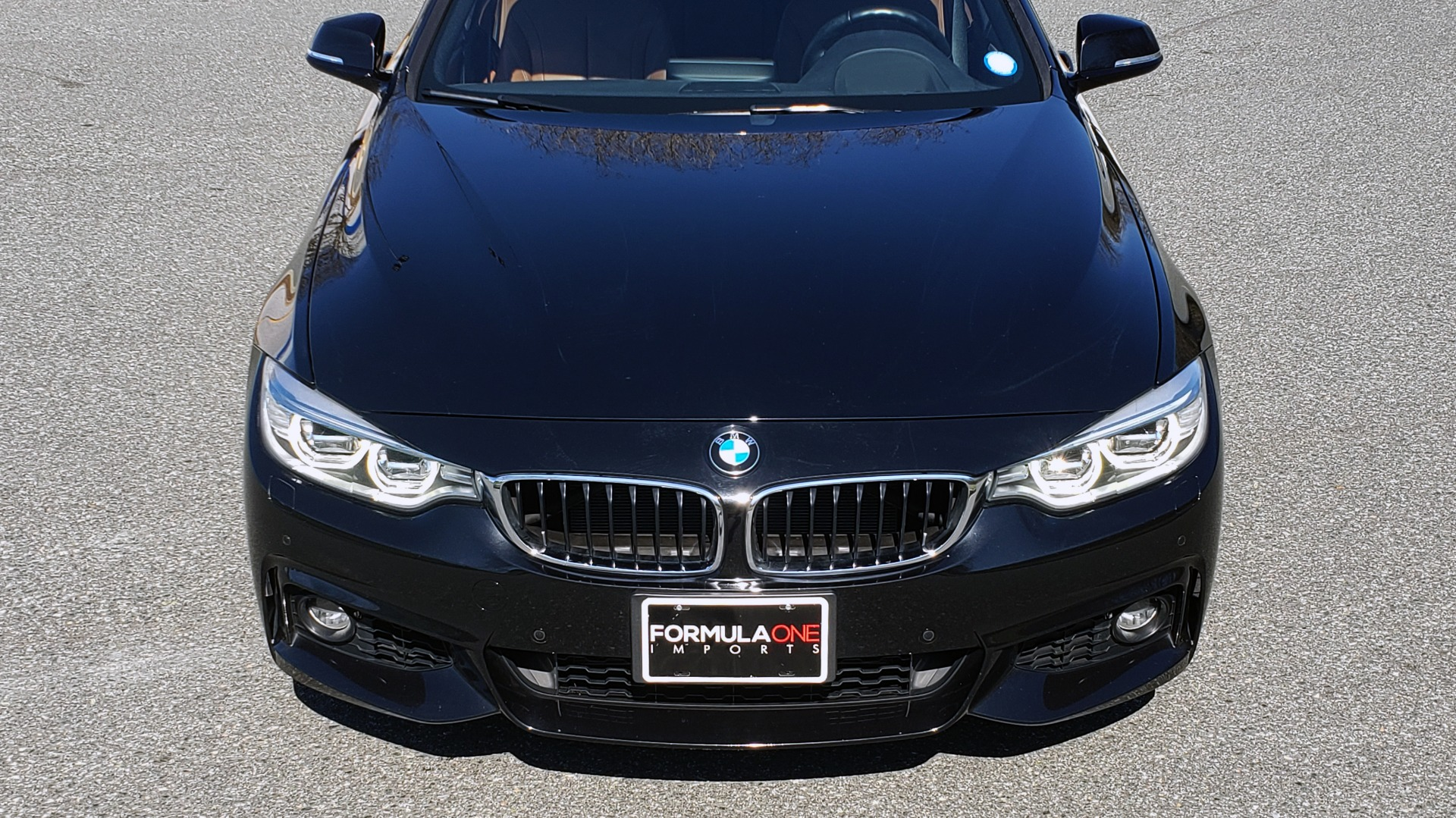 Used 2017 BMW 4 SERIES 440i XDRIVE M-SPORT / TECH / CLD WTHR / DRVR ASST PLUS / LIGHTING for sale Sold at Formula Imports in Charlotte NC 28227 17