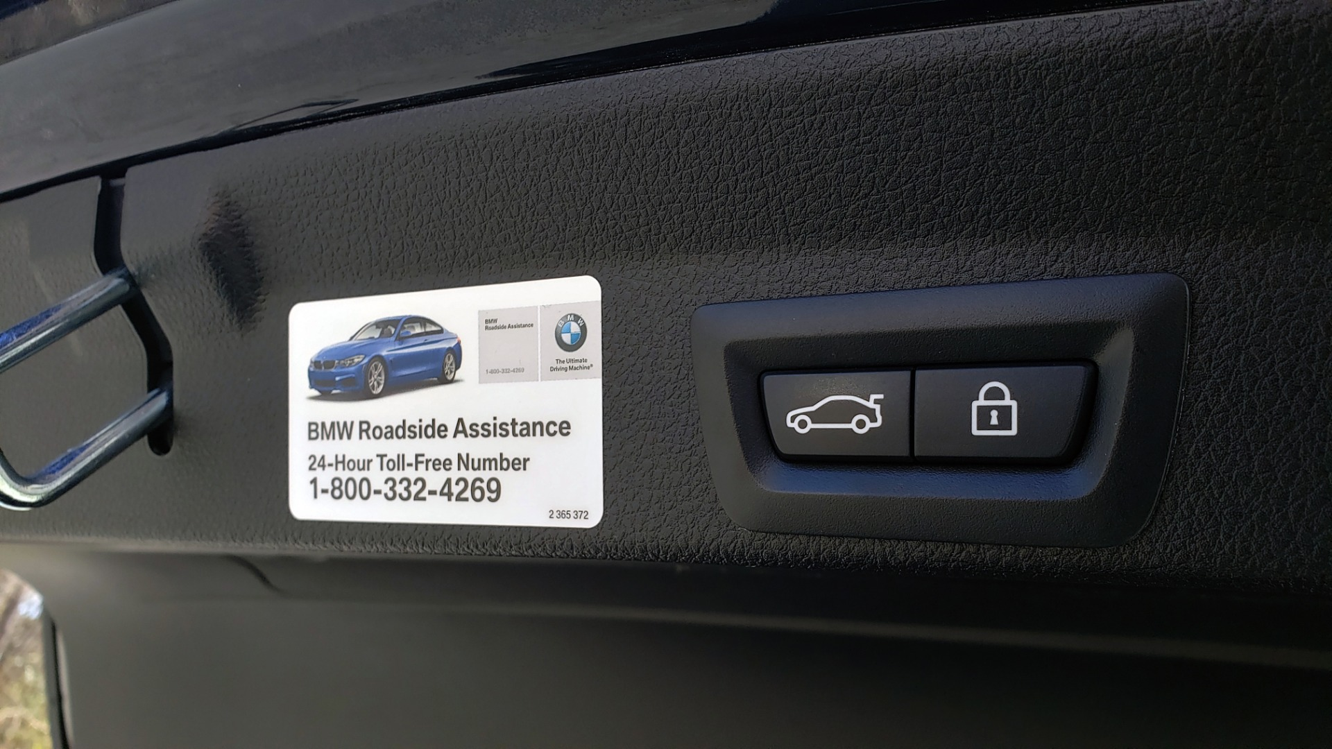 Used 2017 BMW 4 SERIES 440i XDRIVE M-SPORT / TECH / CLD WTHR / DRVR ASST PLUS / LIGHTING for sale Sold at Formula Imports in Charlotte NC 28227 22
