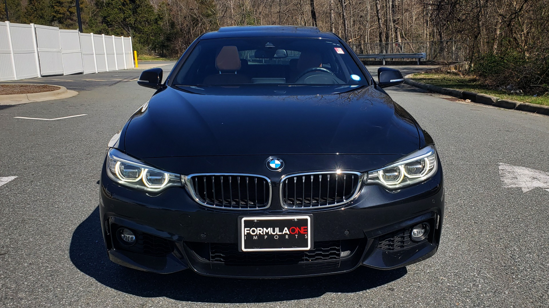 Used 2017 BMW 4 SERIES 440i XDRIVE M-SPORT / TECH / CLD WTHR / DRVR ASST PLUS / LIGHTING for sale Sold at Formula Imports in Charlotte NC 28227 23