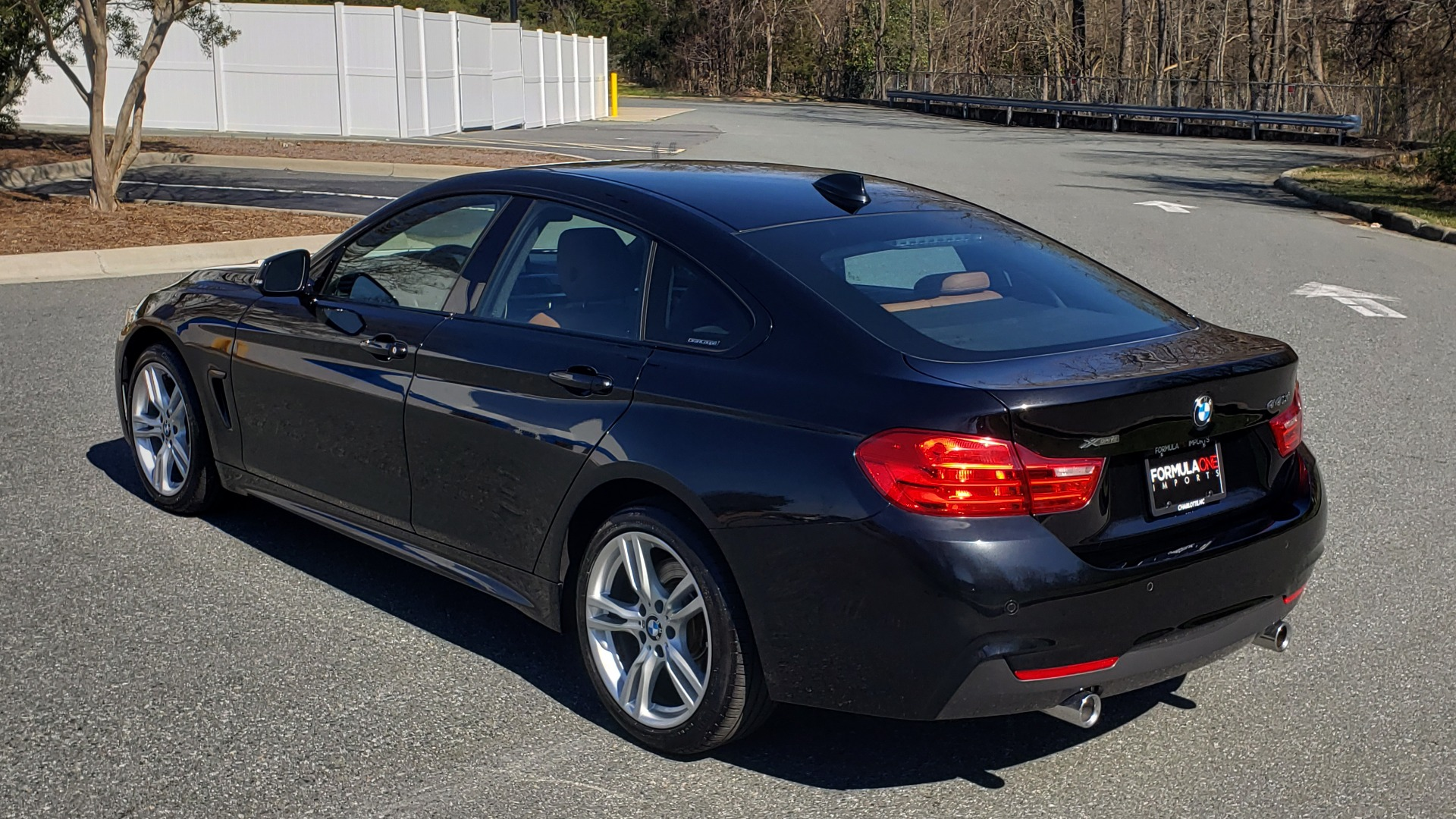 Used 2017 BMW 4 SERIES 440i XDRIVE M-SPORT / TECH / CLD WTHR / DRVR ASST PLUS / LIGHTING for sale Sold at Formula Imports in Charlotte NC 28227 3