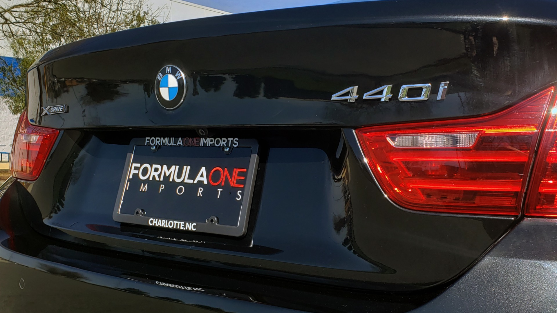 Used 2017 BMW 4 SERIES 440i XDRIVE M-SPORT / TECH / CLD WTHR / DRVR ASST PLUS / LIGHTING for sale Sold at Formula Imports in Charlotte NC 28227 33