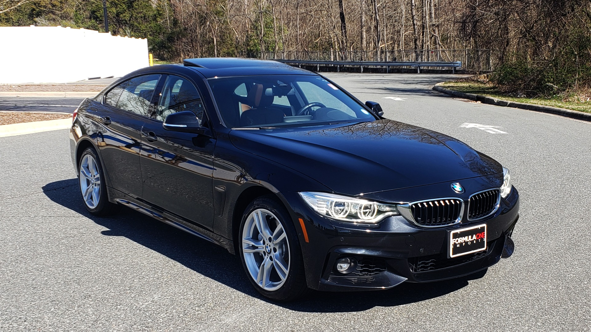 Used 2017 BMW 4 SERIES 440i XDRIVE M-SPORT / TECH / CLD WTHR / DRVR ASST PLUS / LIGHTING for sale Sold at Formula Imports in Charlotte NC 28227 4