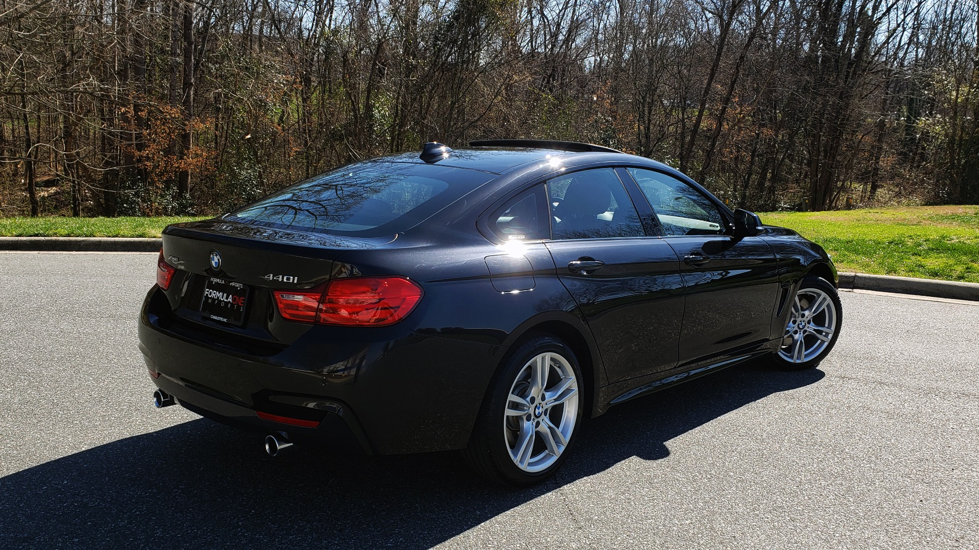 Used 2017 BMW 4 SERIES 440i XDRIVE M-SPORT / TECH / CLD WTHR / DRVR ASST PLUS / LIGHTING for sale Sold at Formula Imports in Charlotte NC 28227 7