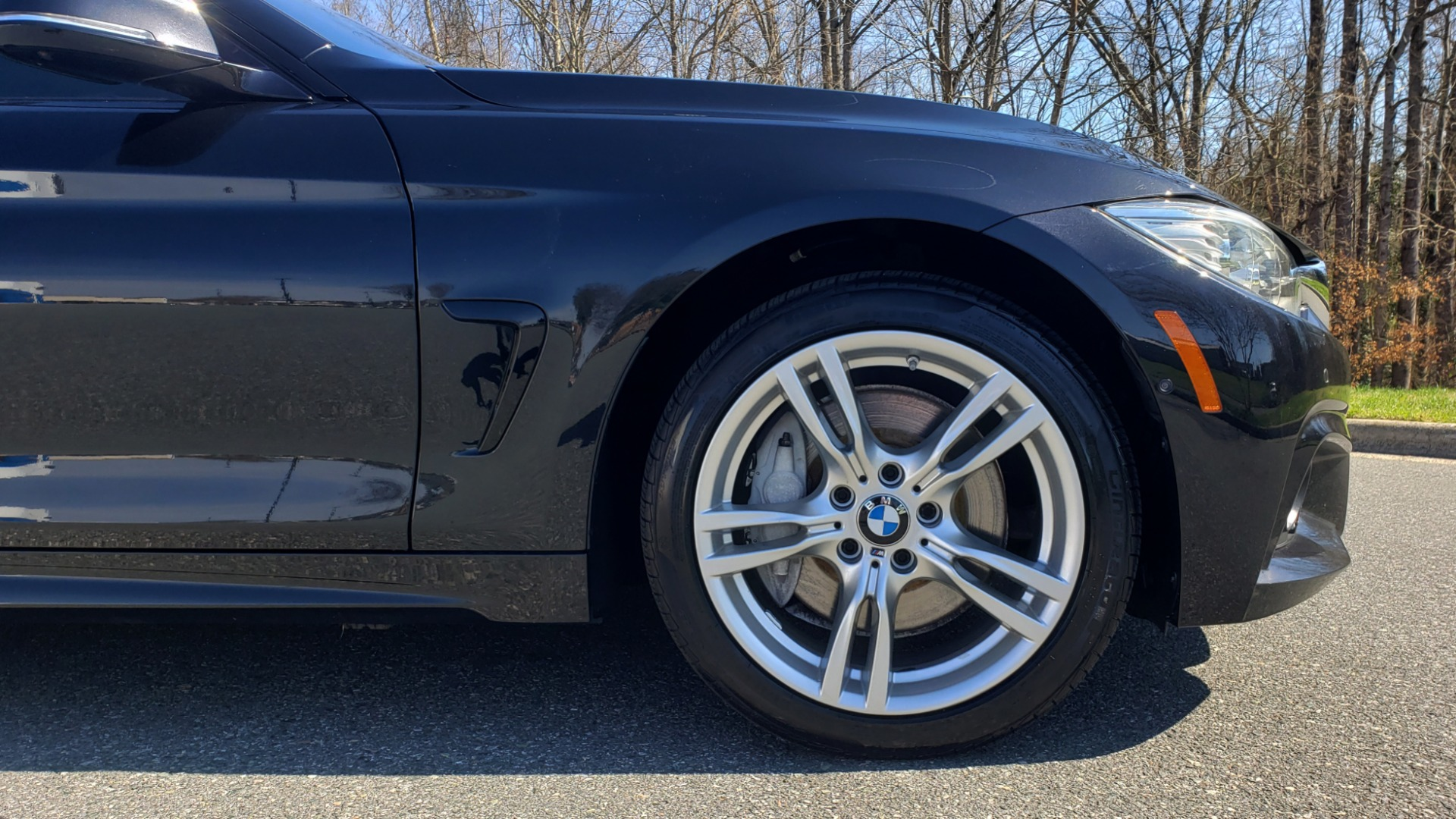 Used 2017 BMW 4 SERIES 440i XDRIVE M-SPORT / TECH / CLD WTHR / DRVR ASST PLUS / LIGHTING for sale Sold at Formula Imports in Charlotte NC 28227 84