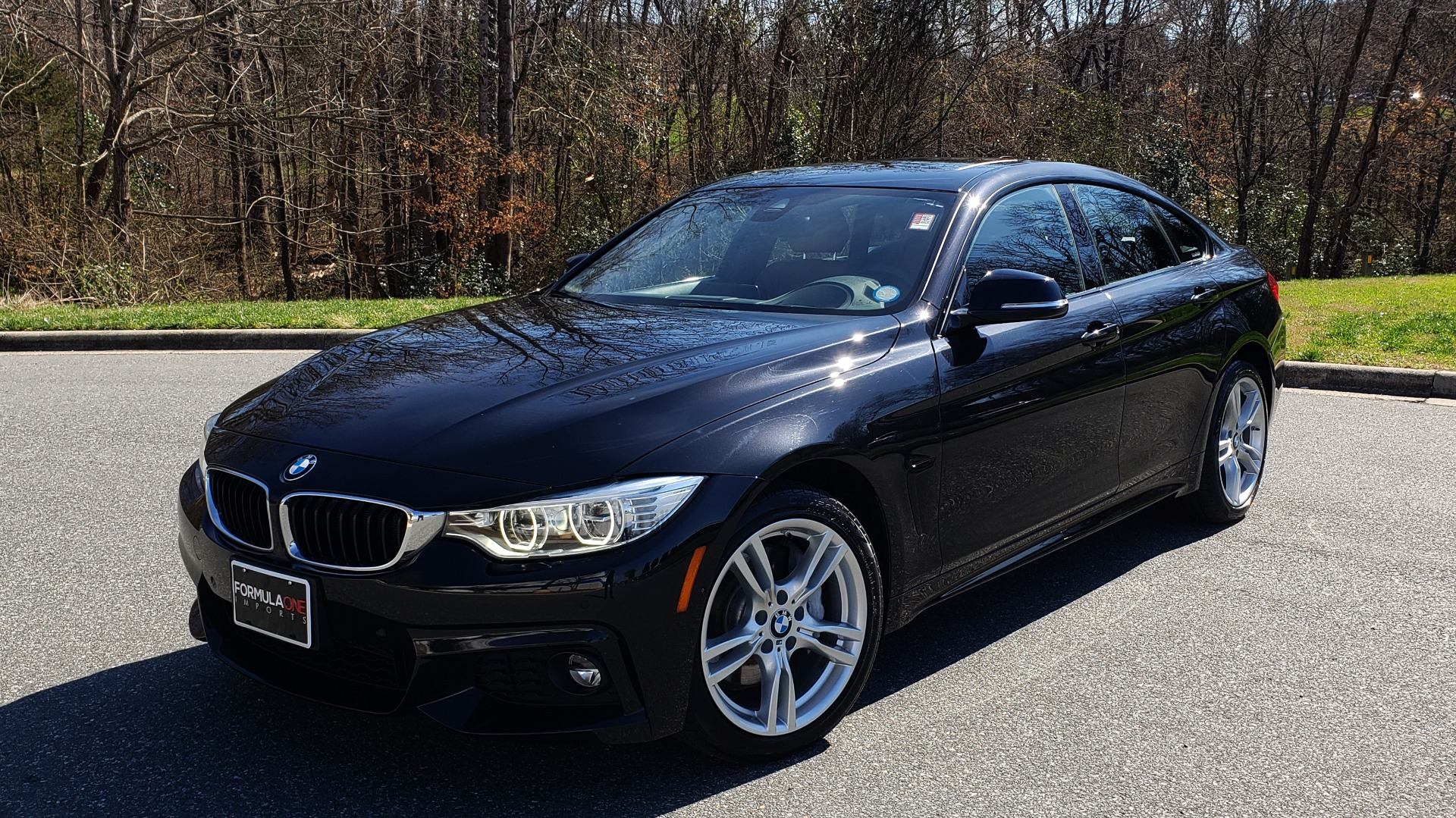 Used 2017 BMW 4 SERIES 440i XDRIVE M-SPORT / TECH / CLD WTHR / DRVR ASST PLUS / LIGHTING for sale Sold at Formula Imports in Charlotte NC 28227 1