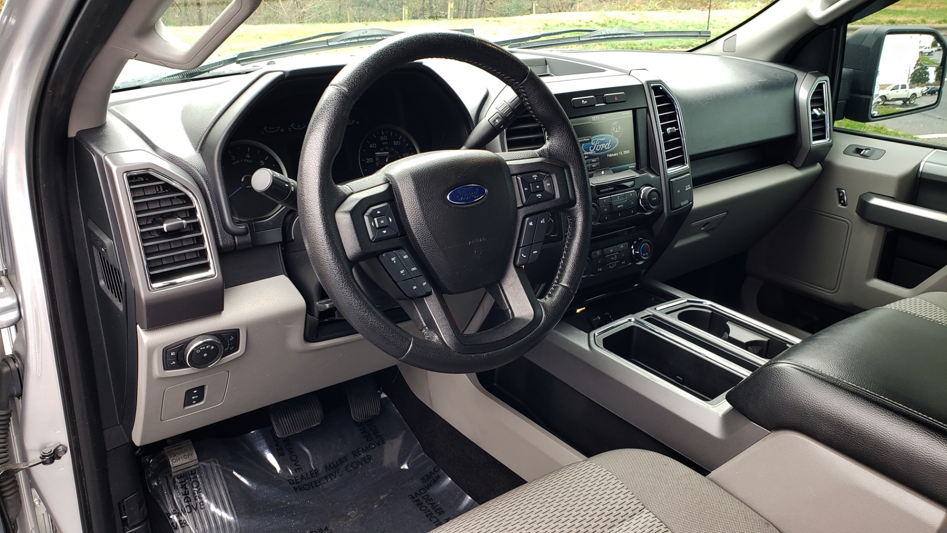 Used 2015 Ford F-150 XLT 4X2 SUPERCREW / 5.0L V8 / SYNC / REARVIEW for sale Sold at Formula Imports in Charlotte NC 28227 29