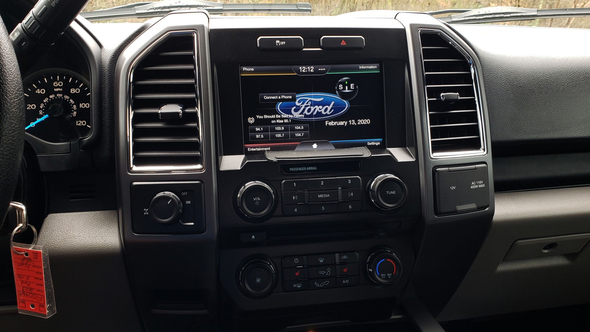 Used 2015 Ford F-150 XLT 4X2 SUPERCREW / 5.0L V8 / SYNC / REARVIEW for sale Sold at Formula Imports in Charlotte NC 28227 33