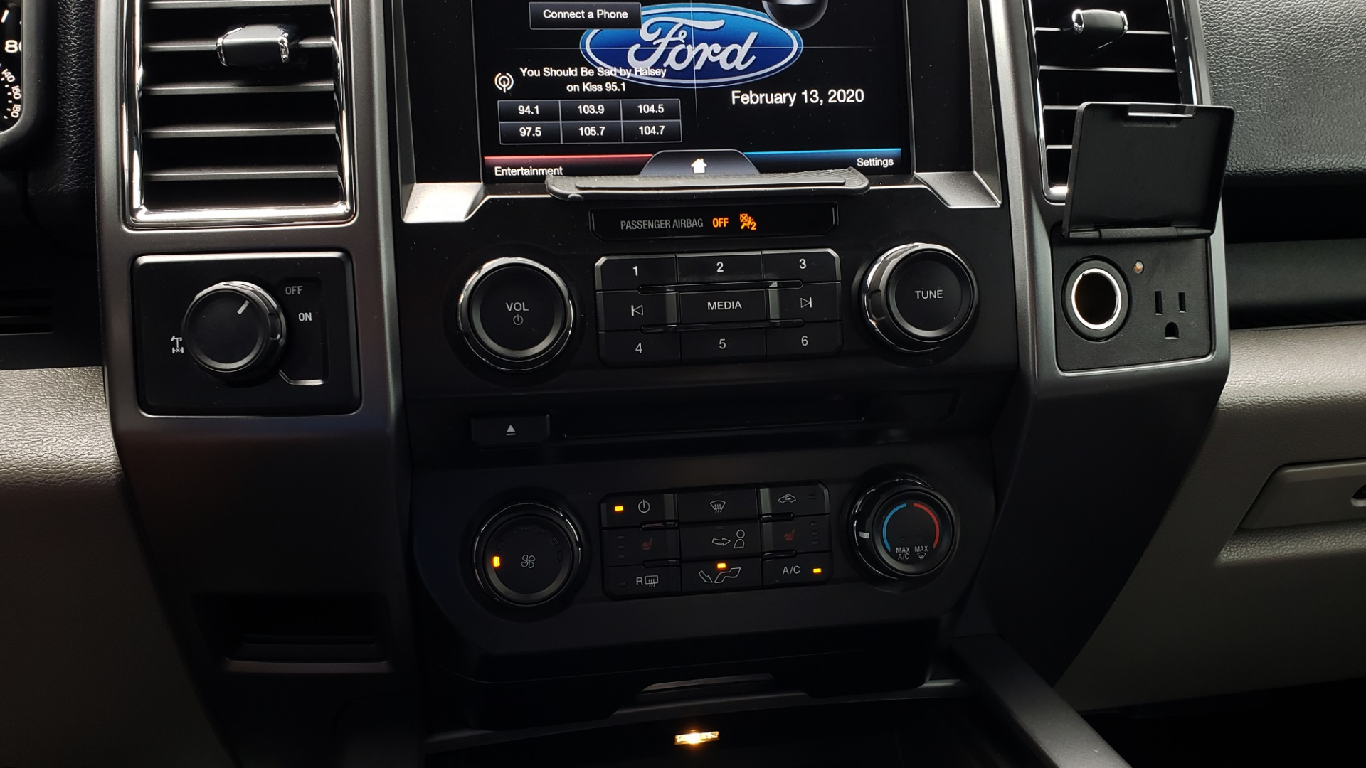 Used 2015 Ford F-150 XLT 4X2 SUPERCREW / 5.0L V8 / SYNC / REARVIEW for sale Sold at Formula Imports in Charlotte NC 28227 36