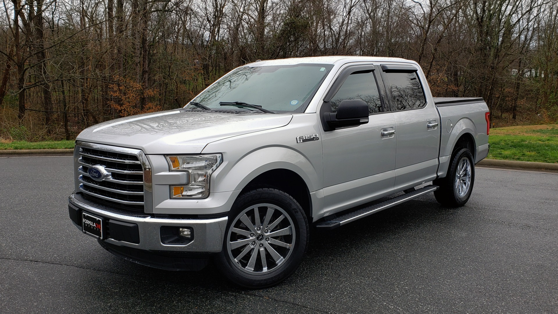 Used 2015 Ford F-150 XLT 4X2 SUPERCREW / 5.0L V8 / SYNC / REARVIEW for sale Sold at Formula Imports in Charlotte NC 28227 1