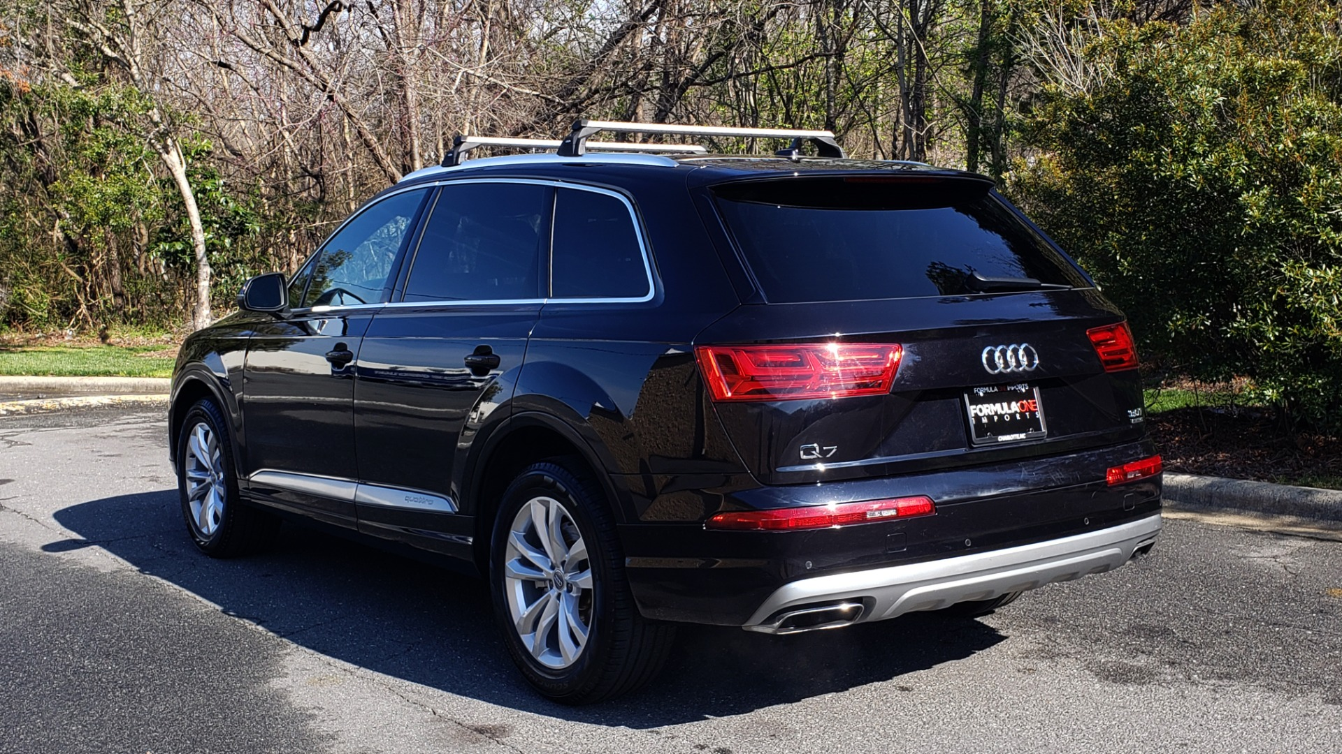 Used 2017 Audi Q7 PREMIUM PLUS 3.0T / NAV / DRVR ASST / NAV / SUNROOF / BOSE / CLD WTHR for sale Sold at Formula Imports in Charlotte NC 28227 2