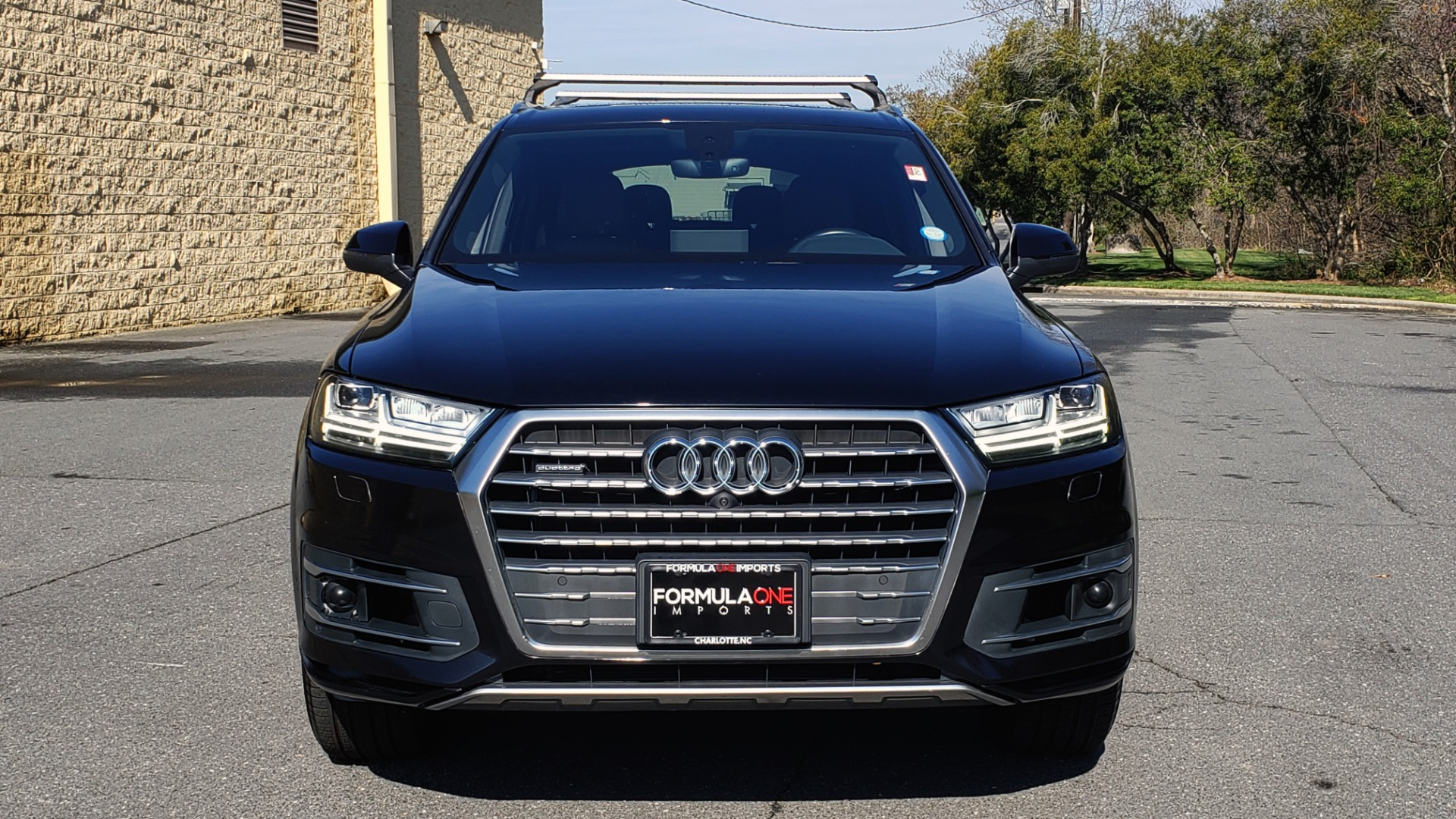 Used 2017 Audi Q7 PREMIUM PLUS 3.0T / NAV / DRVR ASST / NAV / SUNROOF / BOSE / CLD WTHR for sale Sold at Formula Imports in Charlotte NC 28227 29