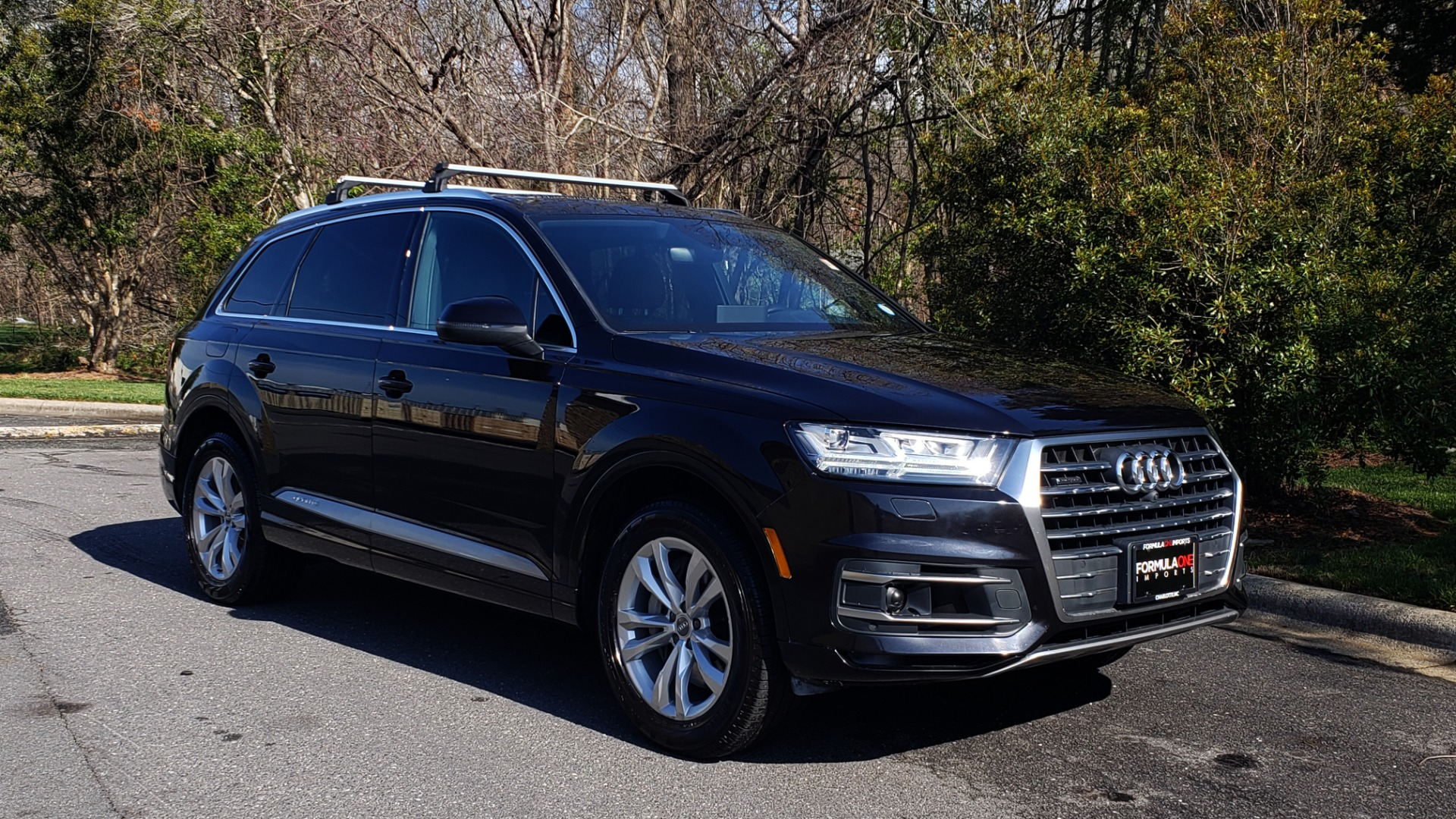 Used 2017 Audi Q7 PREMIUM PLUS 3.0T / NAV / DRVR ASST / NAV / SUNROOF / BOSE / CLD WTHR for sale Sold at Formula Imports in Charlotte NC 28227 3