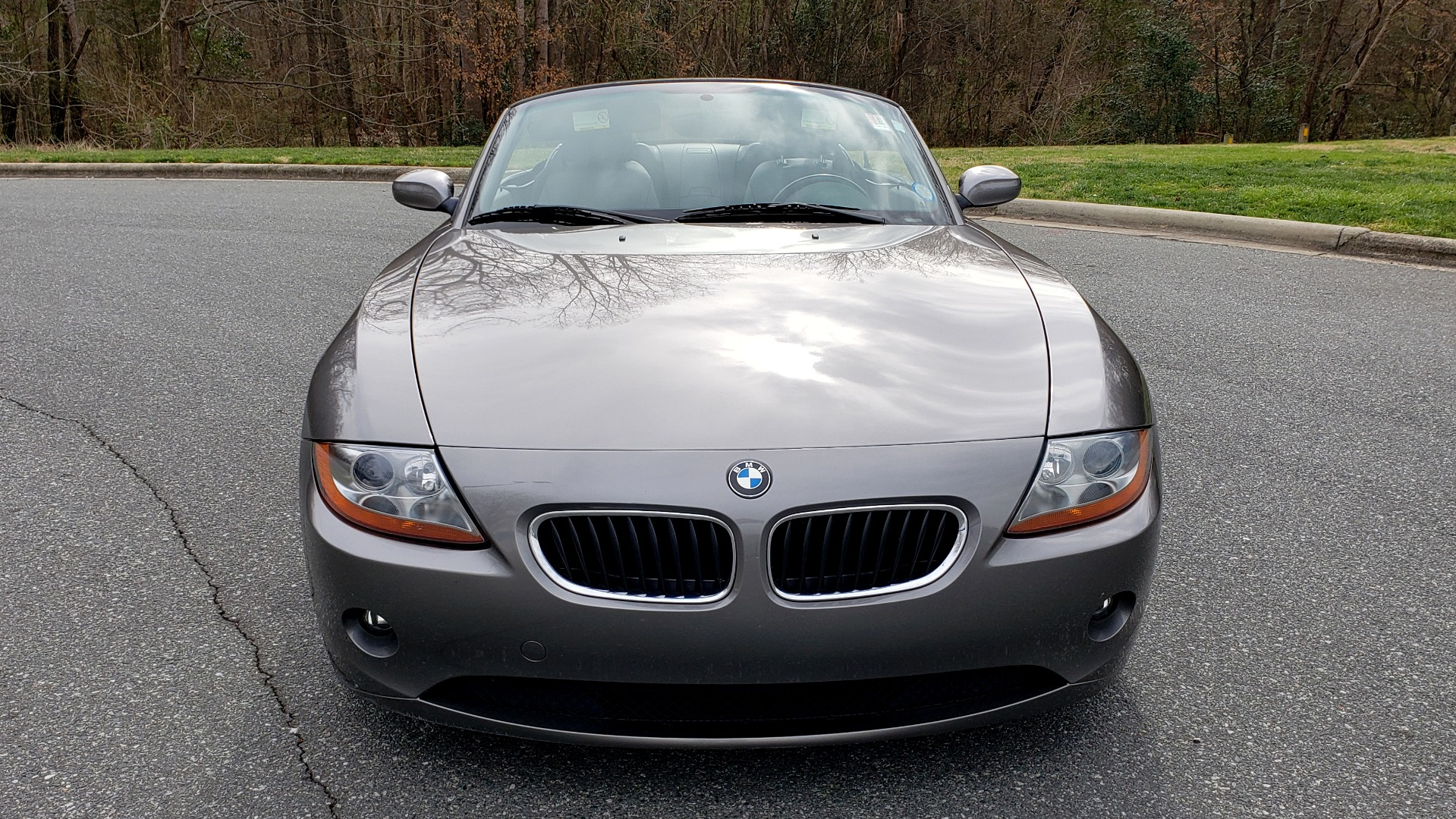 Used 2003 BMW Z4 3.0i ROADSTER / 6-SPD MAN / PREMIUM PKG / SPORT PKG / HTD STS for sale Sold at Formula Imports in Charlotte NC 28227 20