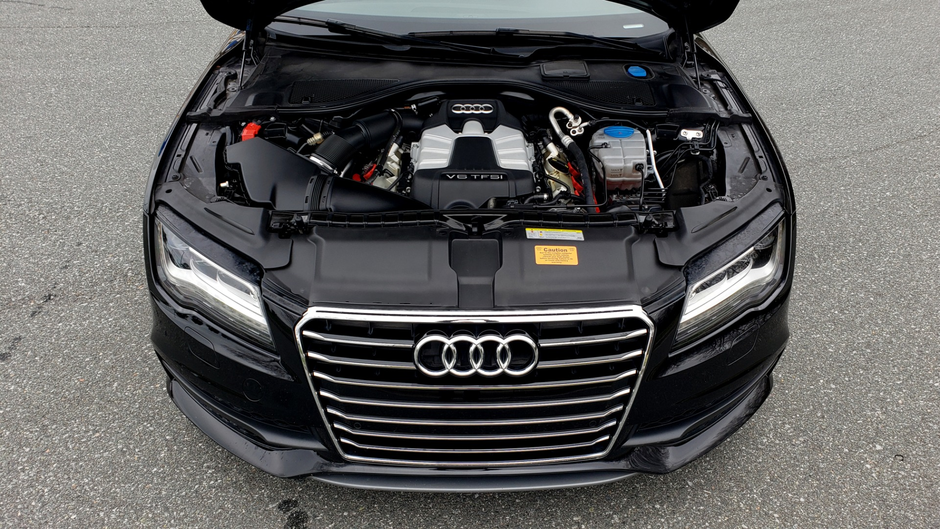 Used 2014 Audi A7 3.0 PRESTIGE / NAV / SUNROOF / BOSE / REARVIEW for sale Sold at Formula Imports in Charlotte NC 28227 13