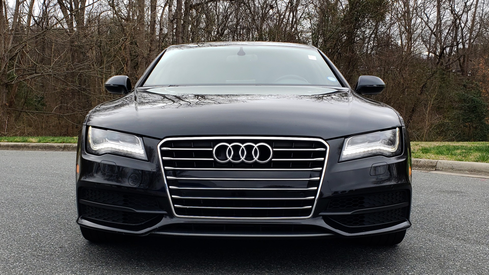 Used 2014 Audi A7 3.0 PRESTIGE / NAV / SUNROOF / BOSE / REARVIEW for sale Sold at Formula Imports in Charlotte NC 28227 25