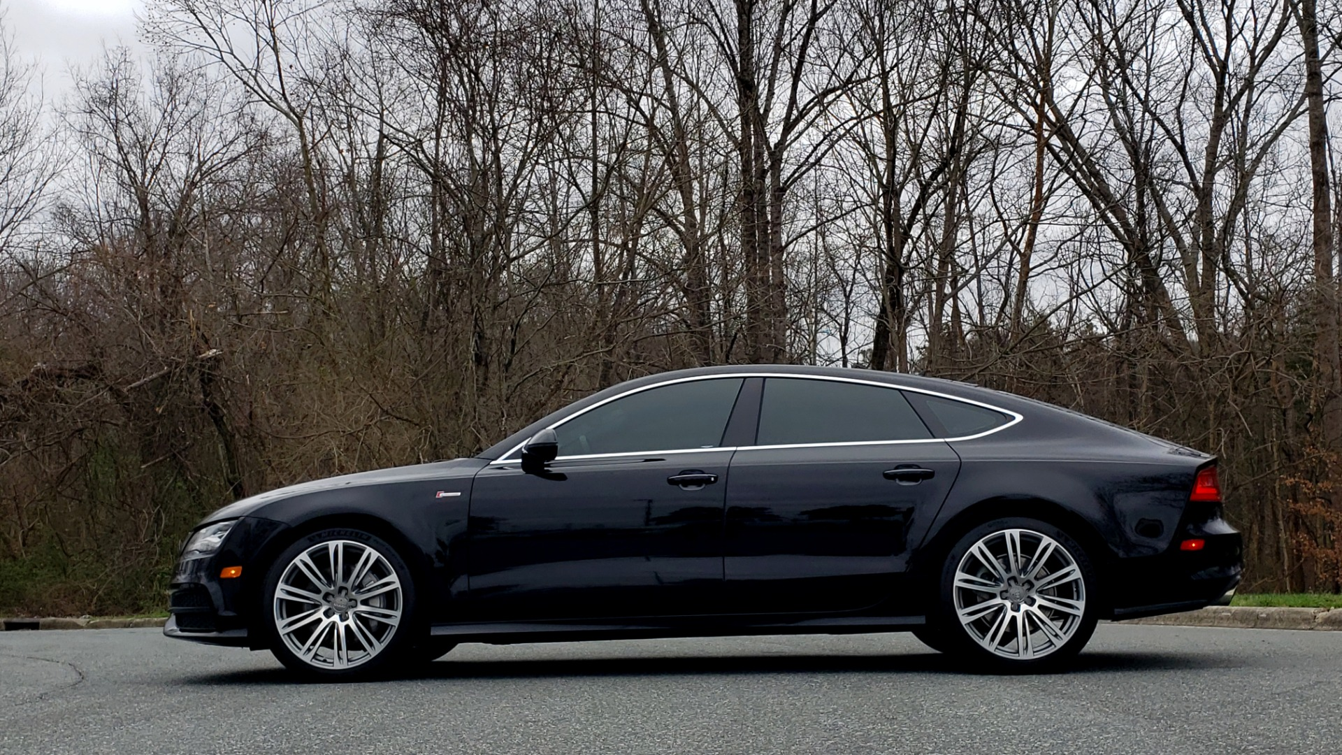 Used 2014 Audi A7 3.0 PRESTIGE / NAV / SUNROOF / BOSE / REARVIEW for sale Sold at Formula Imports in Charlotte NC 28227 3