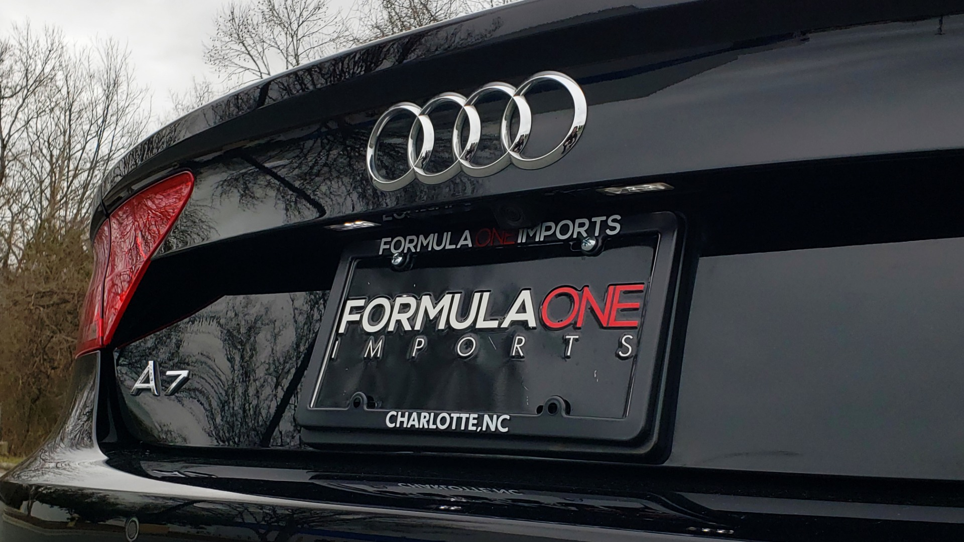 Used 2014 Audi A7 3.0 PRESTIGE / NAV / SUNROOF / BOSE / REARVIEW for sale Sold at Formula Imports in Charlotte NC 28227 35