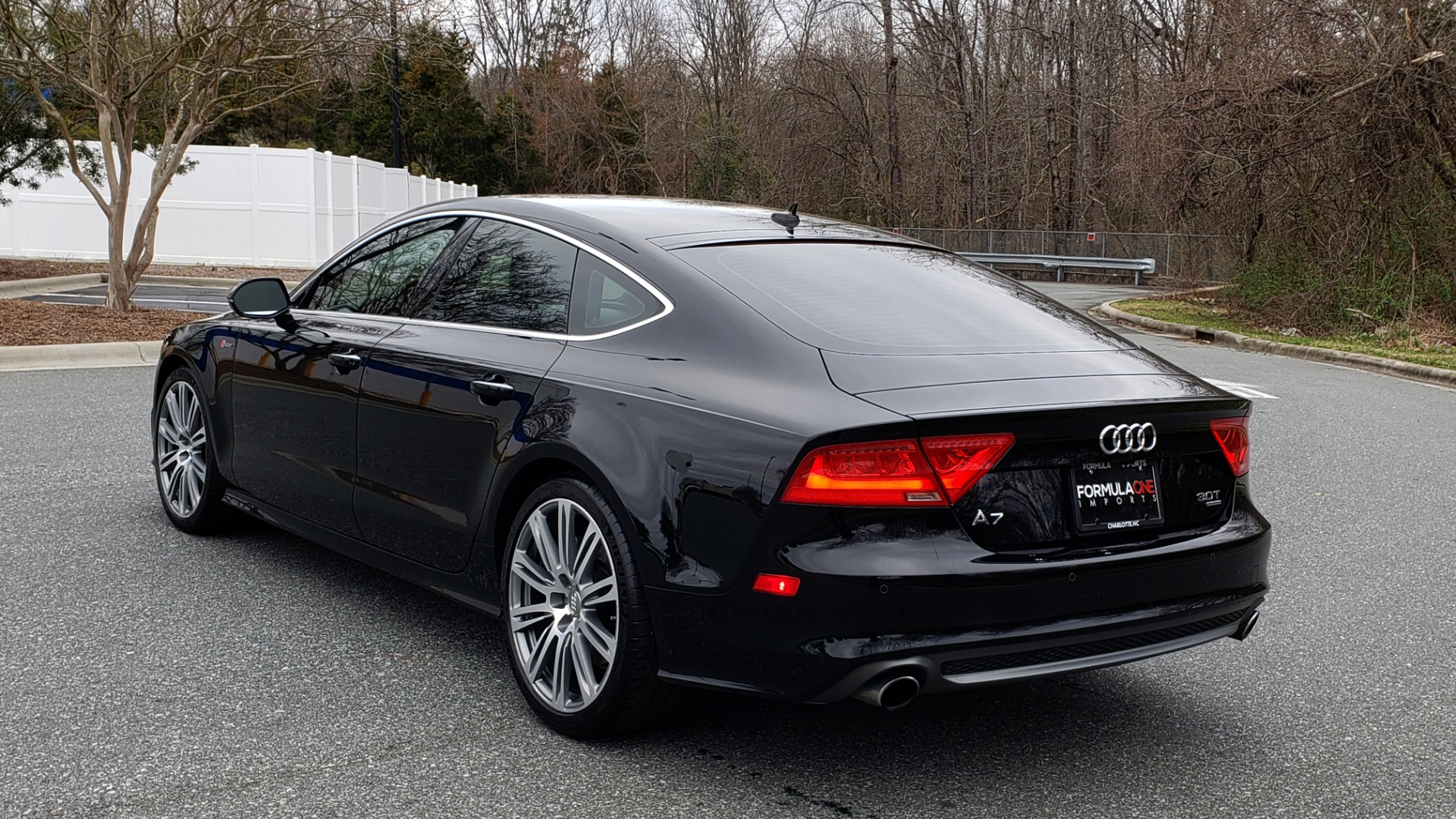 Used 2014 Audi A7 3.0 PRESTIGE / NAV / SUNROOF / BOSE / REARVIEW for sale Sold at Formula Imports in Charlotte NC 28227 4