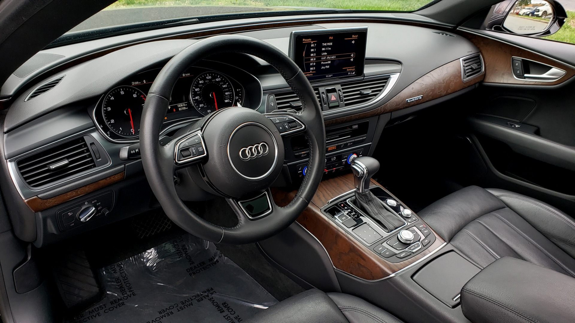 Used 2014 Audi A7 3.0 PRESTIGE / NAV / SUNROOF / BOSE / REARVIEW for sale Sold at Formula Imports in Charlotte NC 28227 42