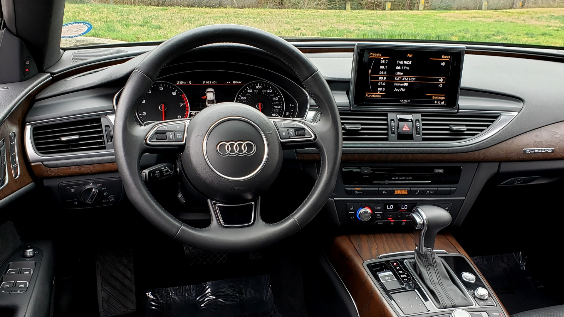 Used 2014 Audi A7 3.0 PRESTIGE / NAV / SUNROOF / BOSE / REARVIEW for sale Sold at Formula Imports in Charlotte NC 28227 43