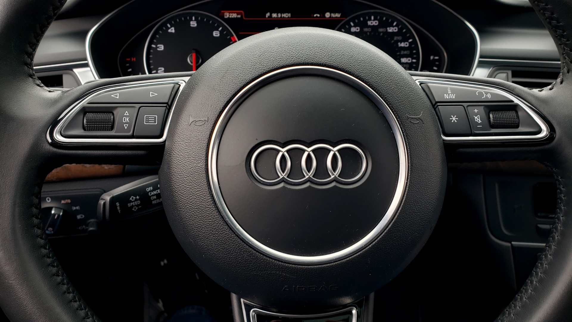 Used 2014 Audi A7 3.0 PRESTIGE / NAV / SUNROOF / BOSE / REARVIEW for sale Sold at Formula Imports in Charlotte NC 28227 45