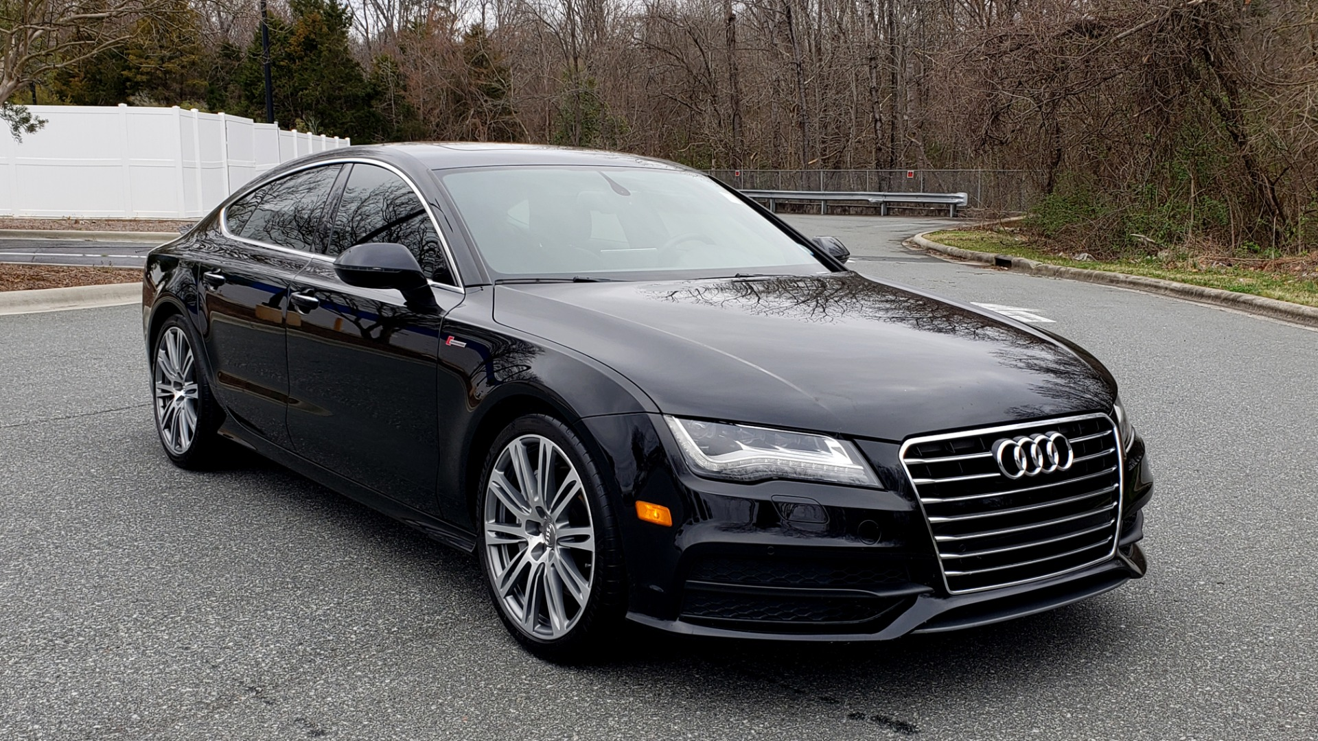 Used 2014 Audi A7 3.0 PRESTIGE / NAV / SUNROOF / BOSE / REARVIEW for sale Sold at Formula Imports in Charlotte NC 28227 5